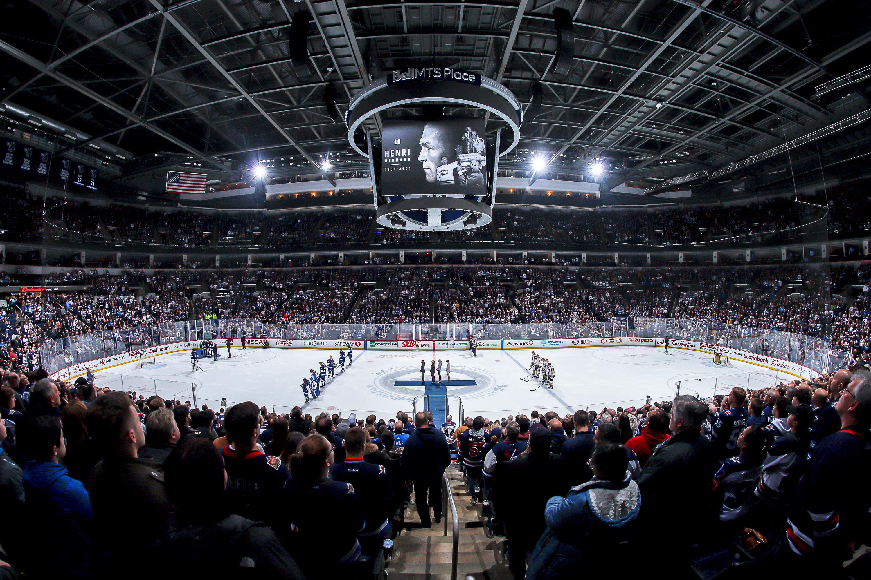 Vegas Golden Knights v Winnipeg Jets