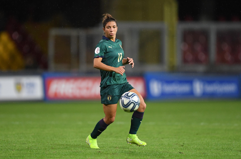Italy v Georgia - UEFA Women's Euros 2021 Qualifier