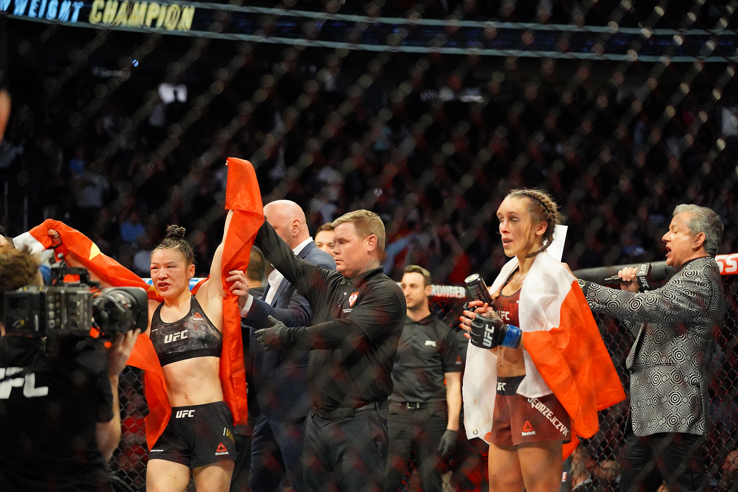 MMA: MAR 07 UFC 248