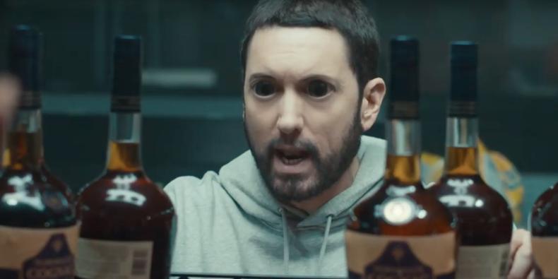 "Eminem ""Godzilla"""