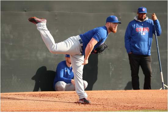 If closer Craig Kimbrel has the bounce-back season the Cubs are counting on, the team might be at an advantage over some others with the new rule.