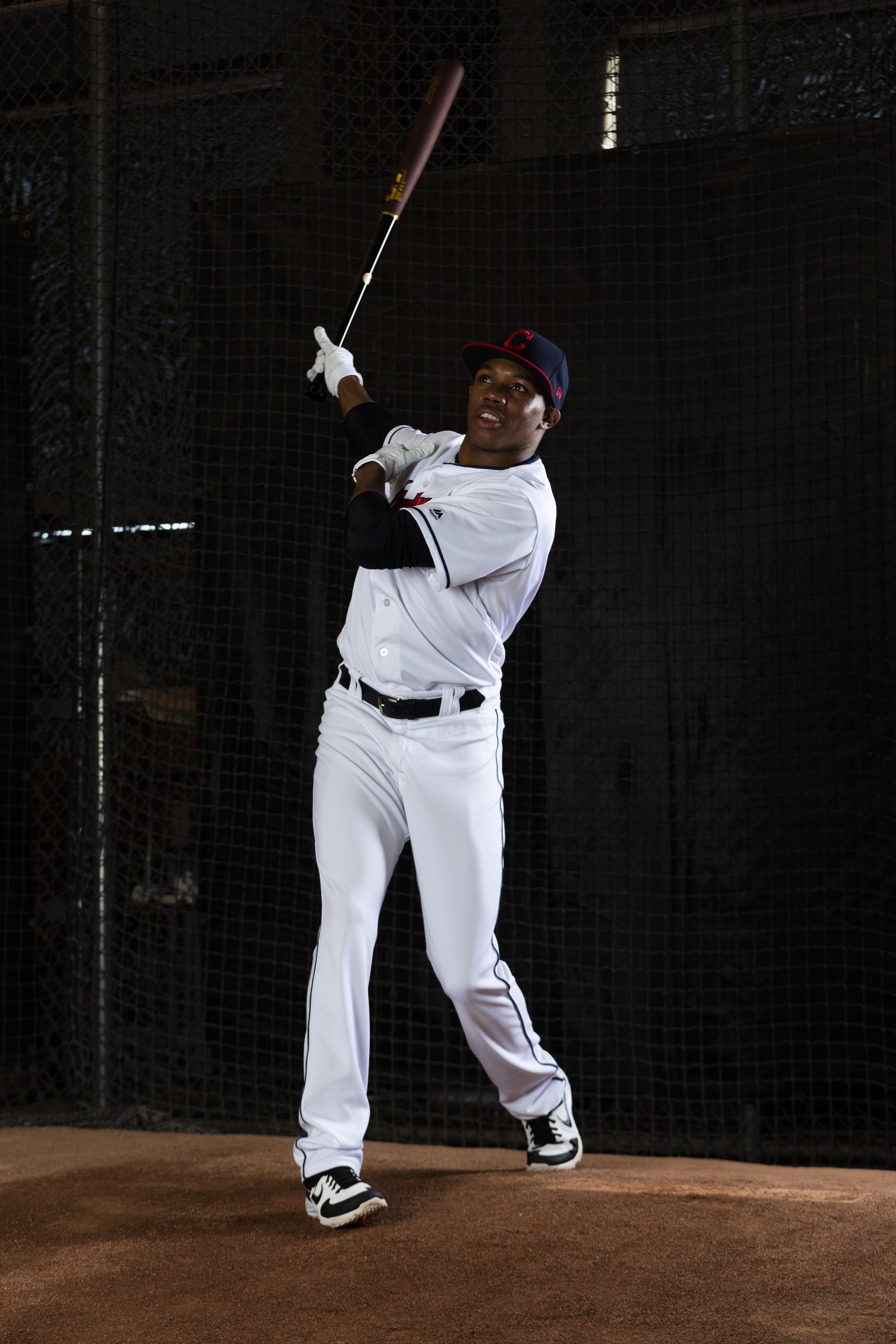 MLB: FEB 19 Cleveland Indians Photo Day