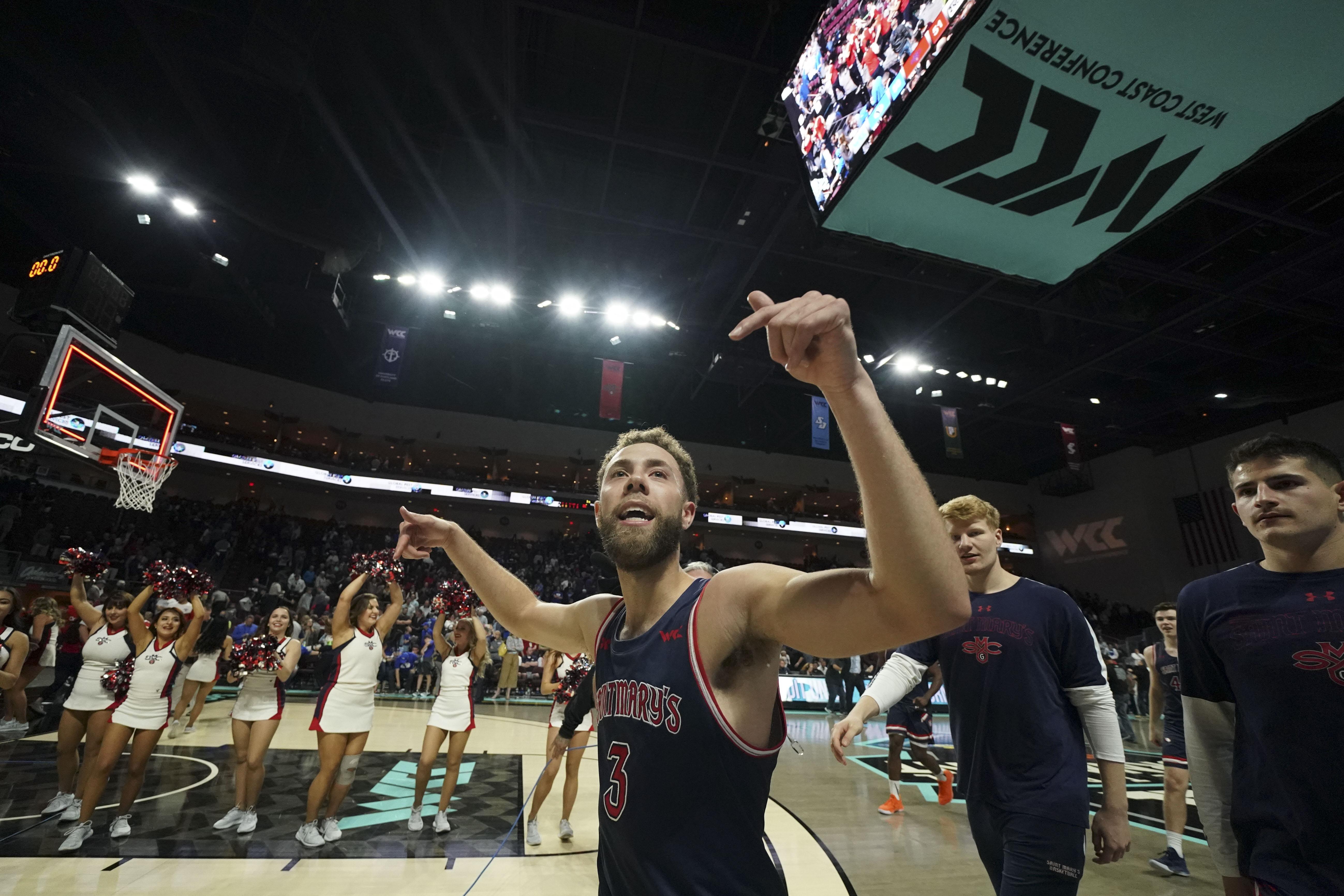NCAA Basketball: West Coast Conference Tournament-BYU vs Saint Mary's
