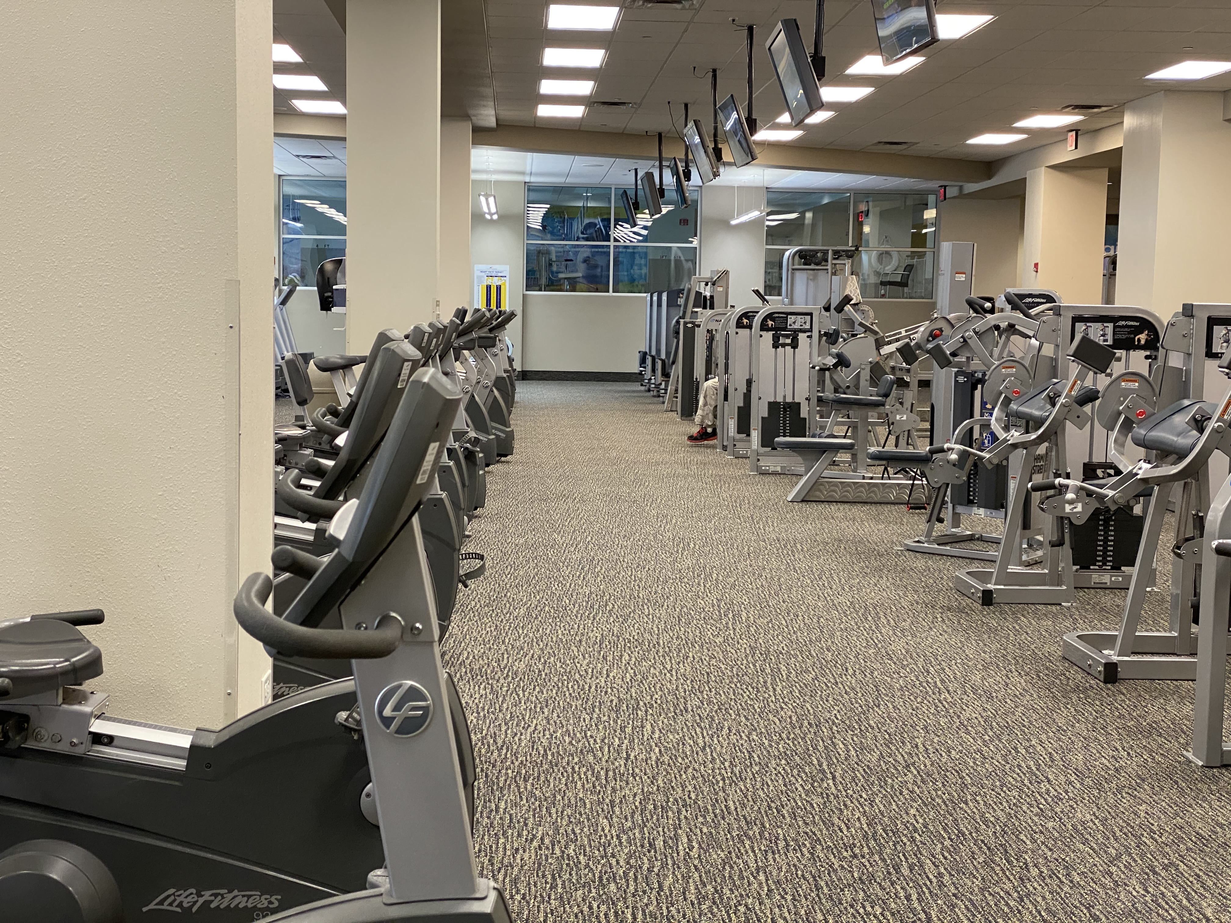 Fitness centers in Chicago are taking different approaches to the coronavirus outbreak.