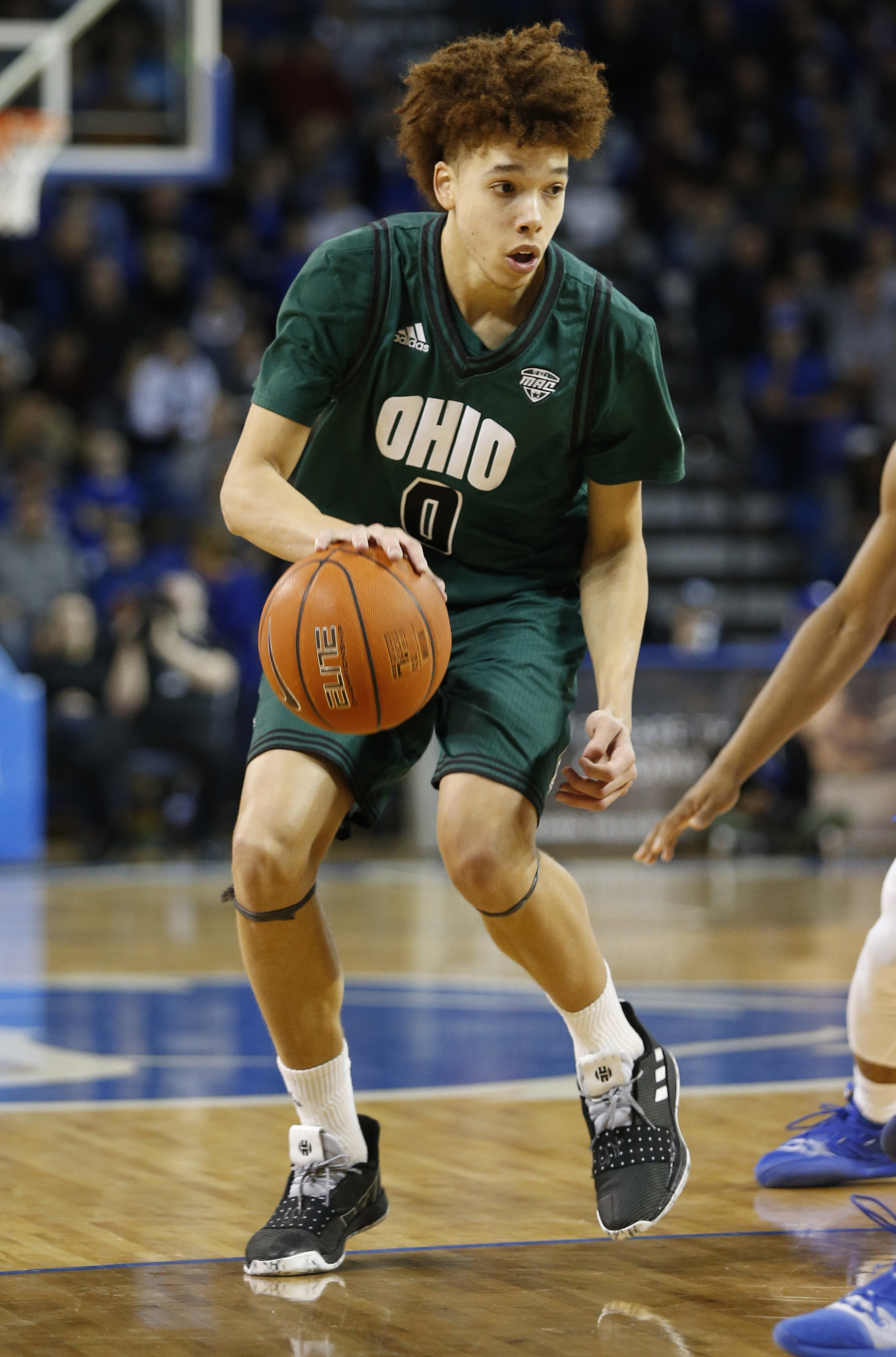 NCAA篮球比赛:俄亥俄州立大学布法罗分校