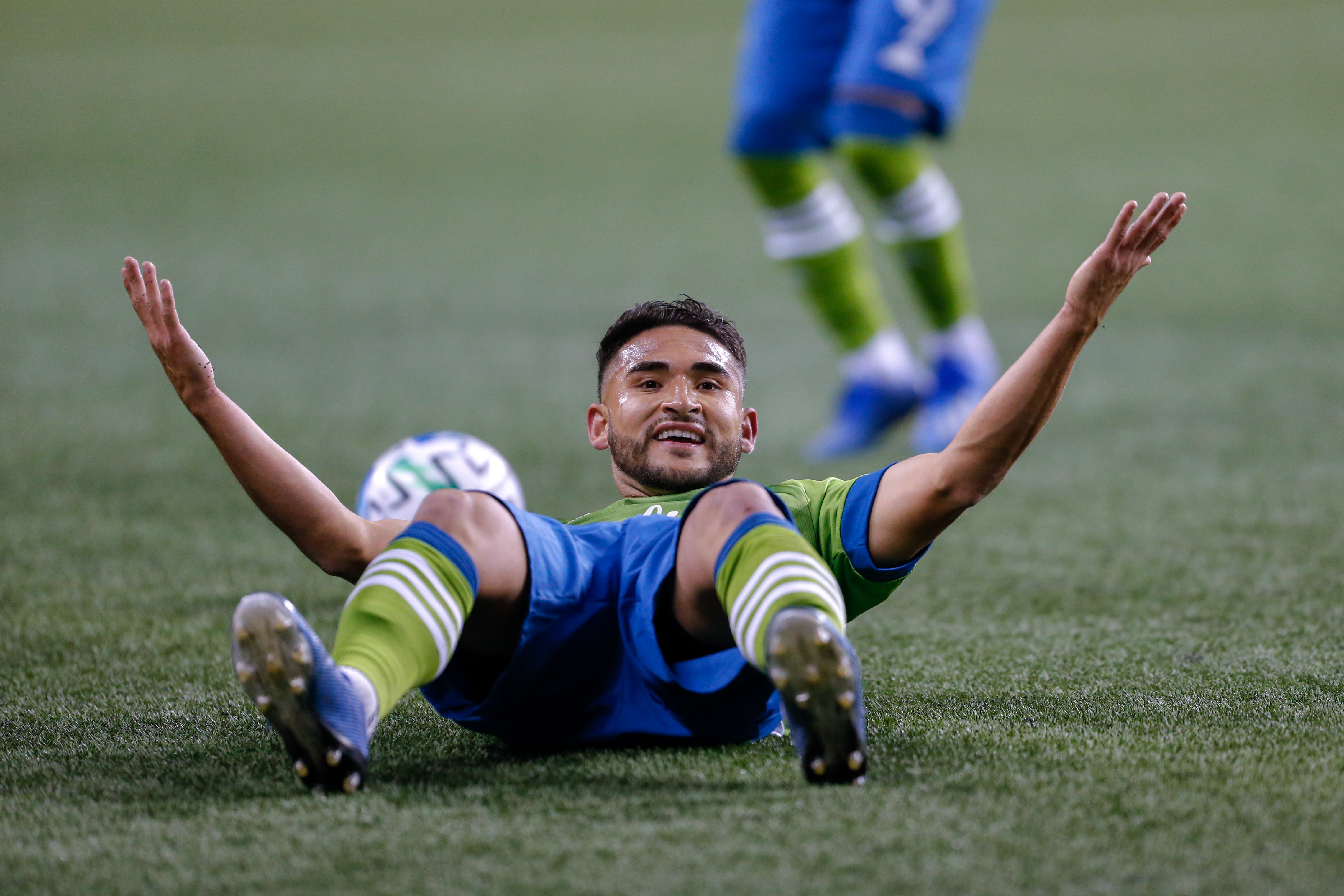 MLS:哥伦布船员SC在西雅图探测器FC