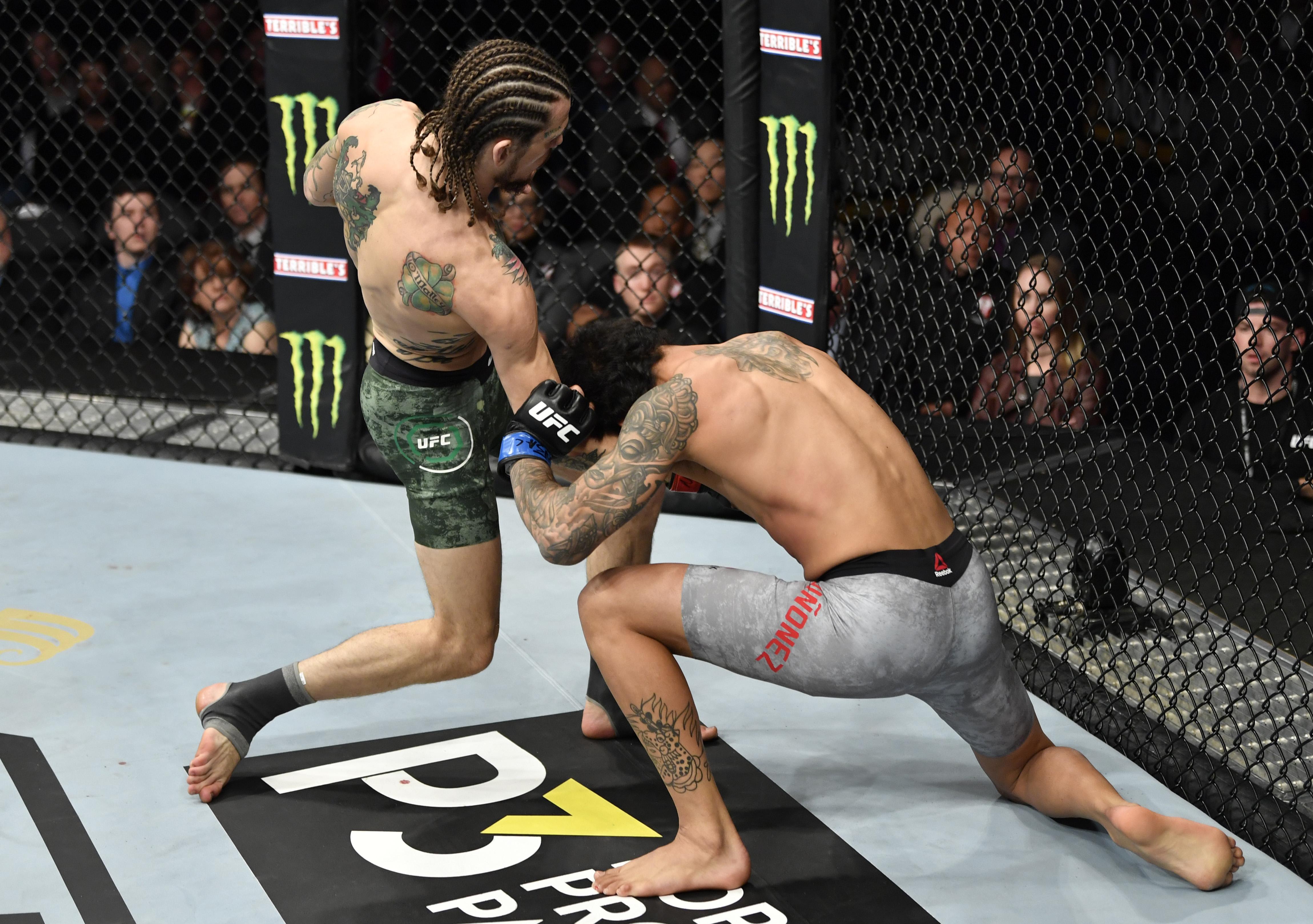 UFC 248: O'Malley v Quinonez