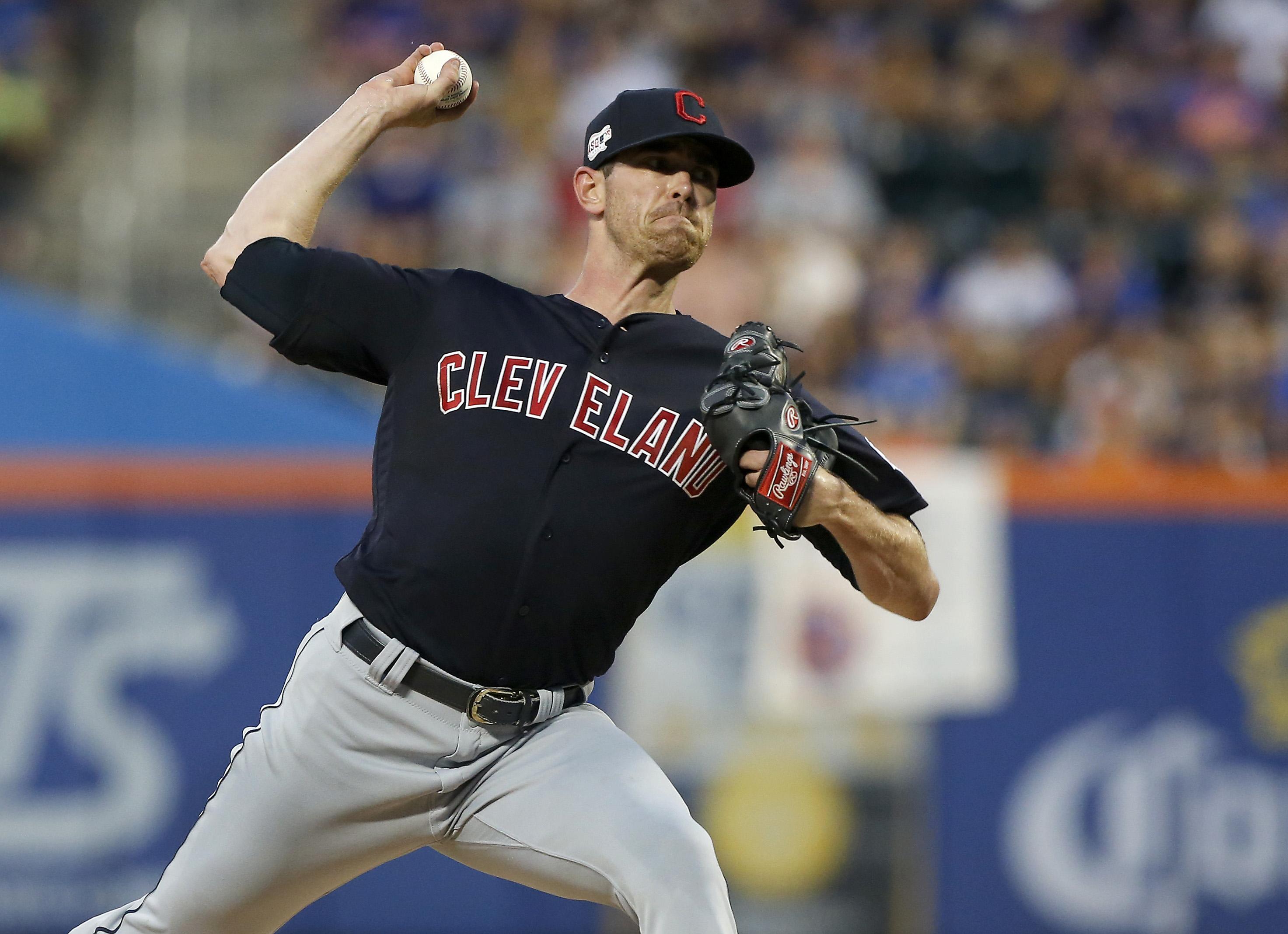 Cleveland Indians v New York Mets