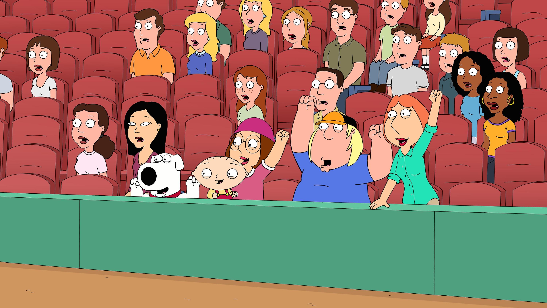 "FOX's ""Family Guy"" - Season Fourteen"