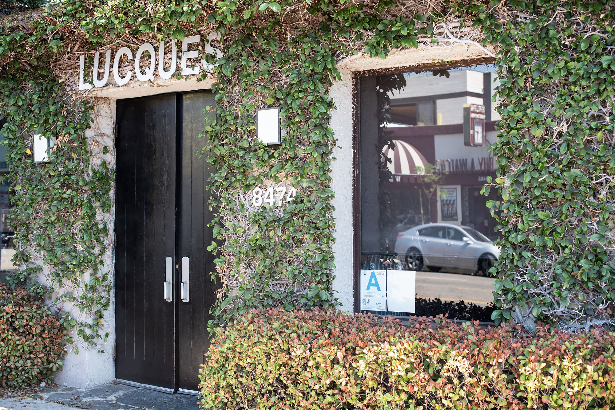 Lucques, West Hollywood