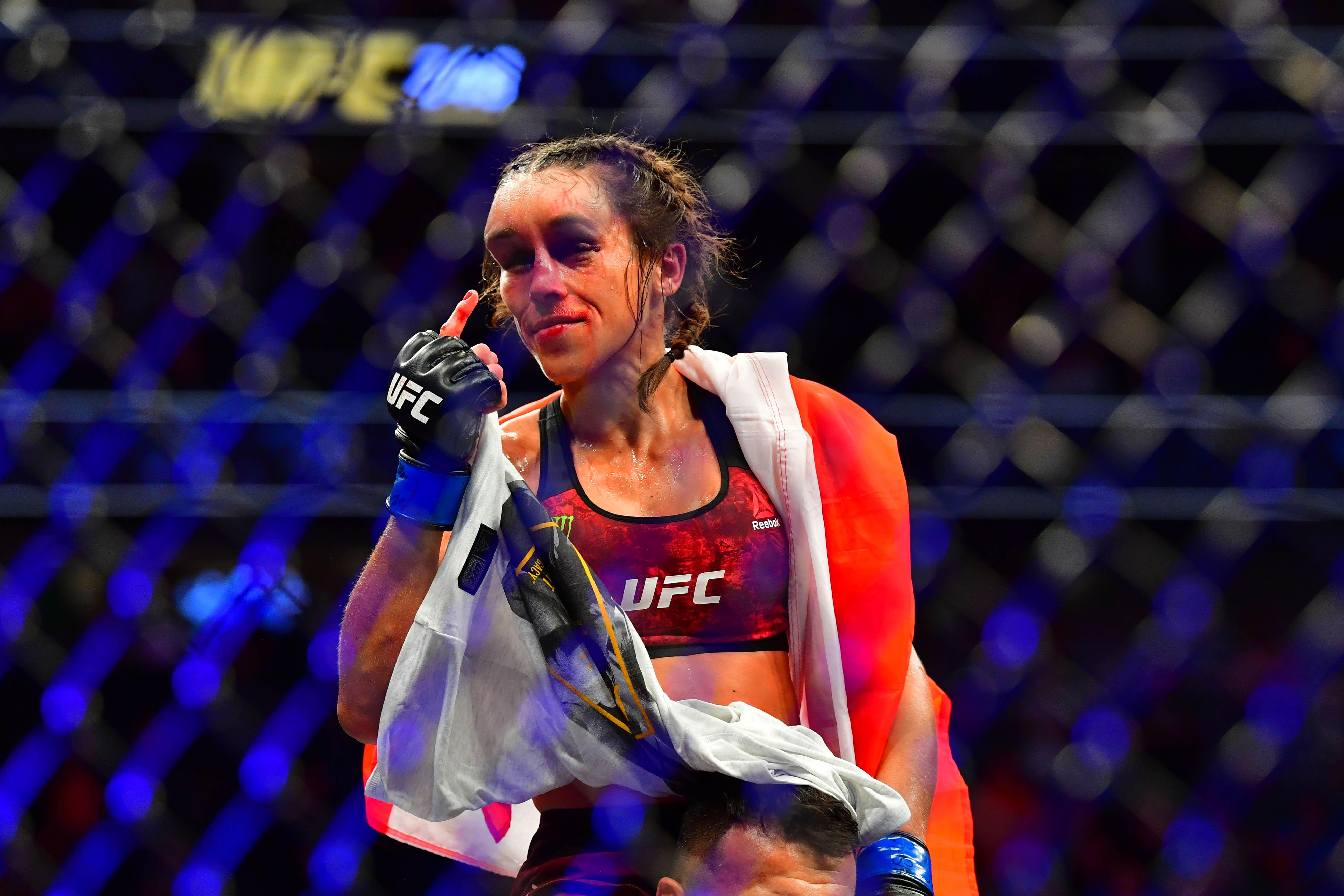 MMA: UFC 248-Zhang vs Jedrzejczyk