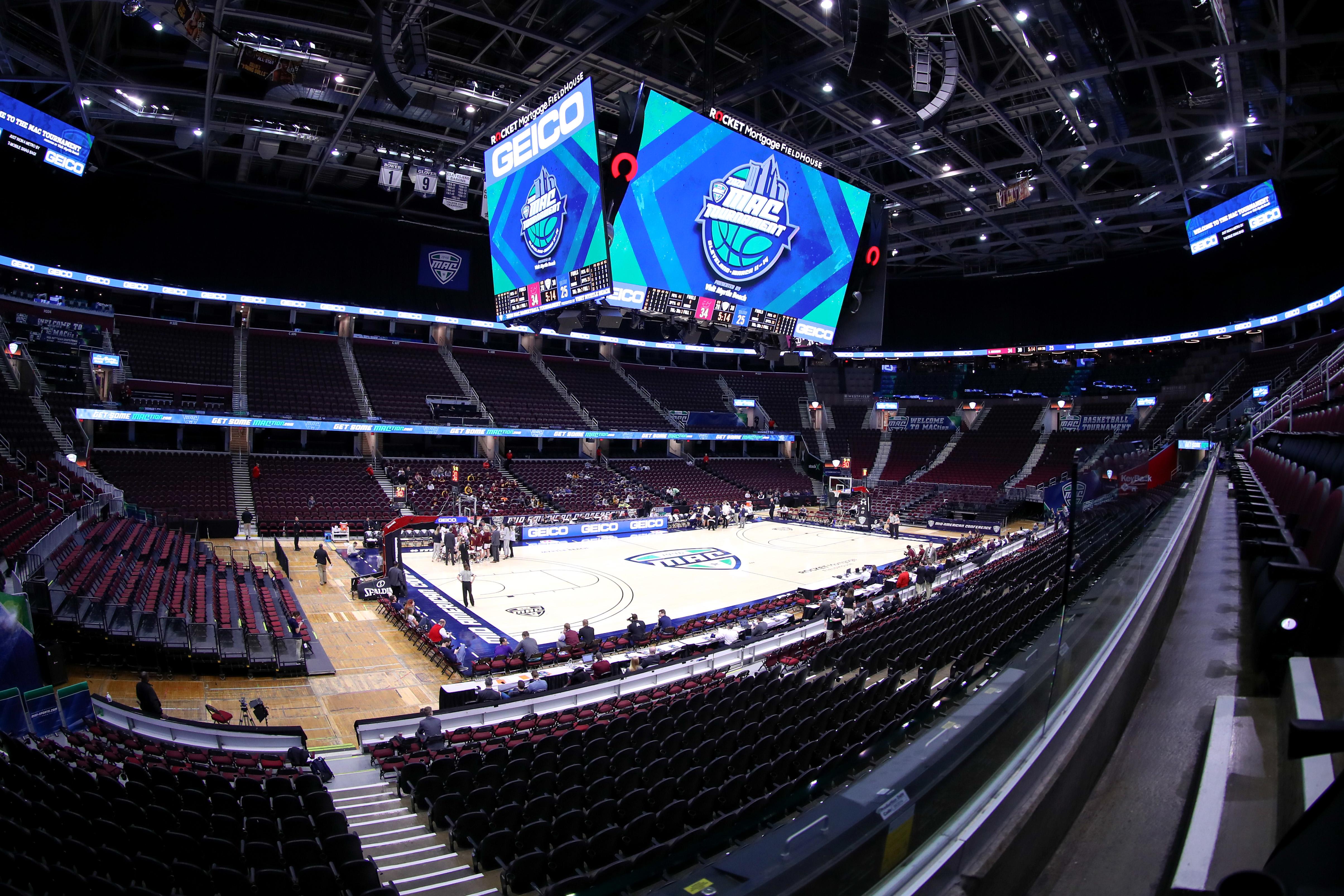 大学篮球:3月11日MAC女子锦标赛-密歇根州中部对托莱多