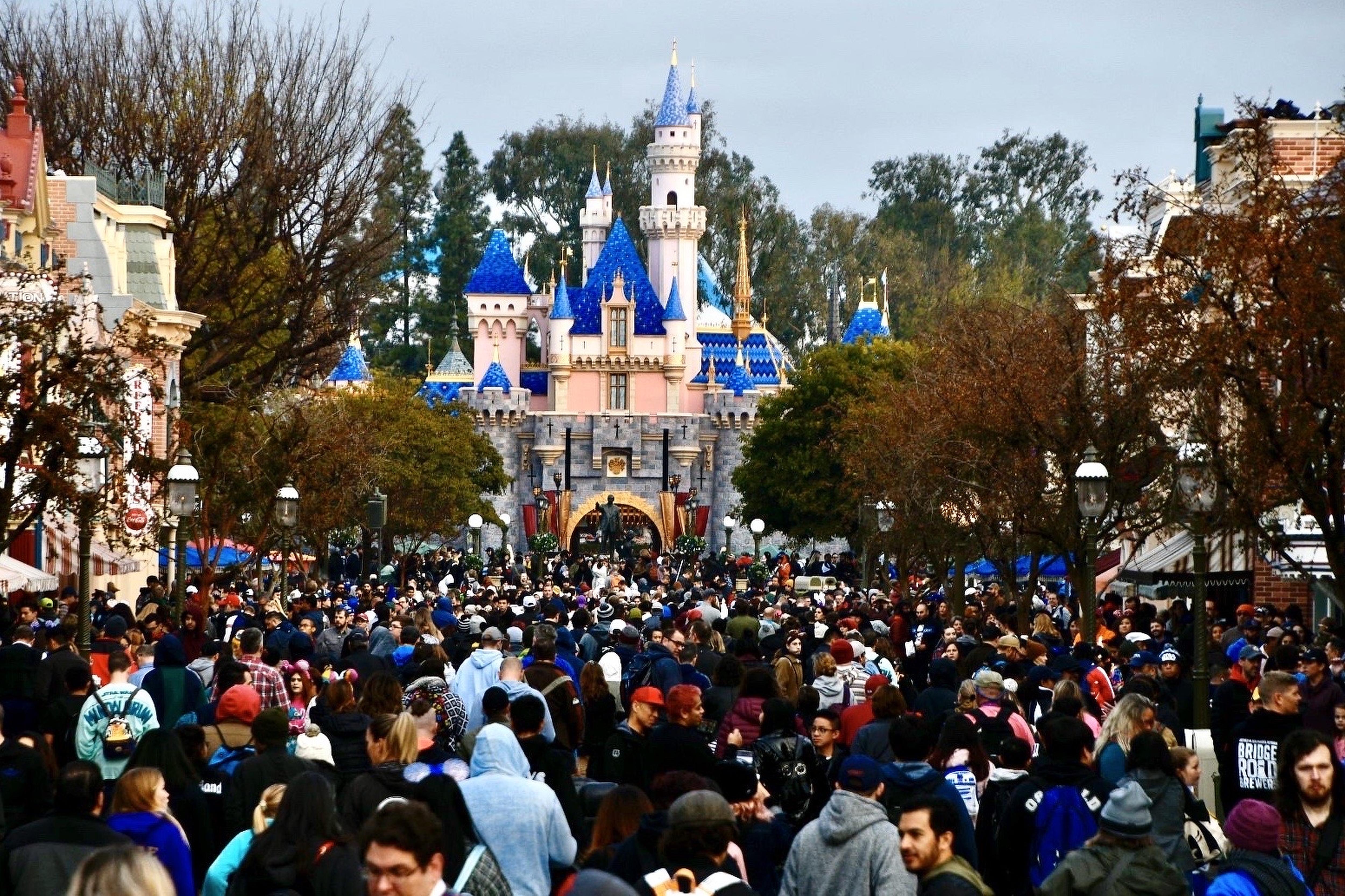 Disney World and Disneyland are closing amid Covid-19 fears