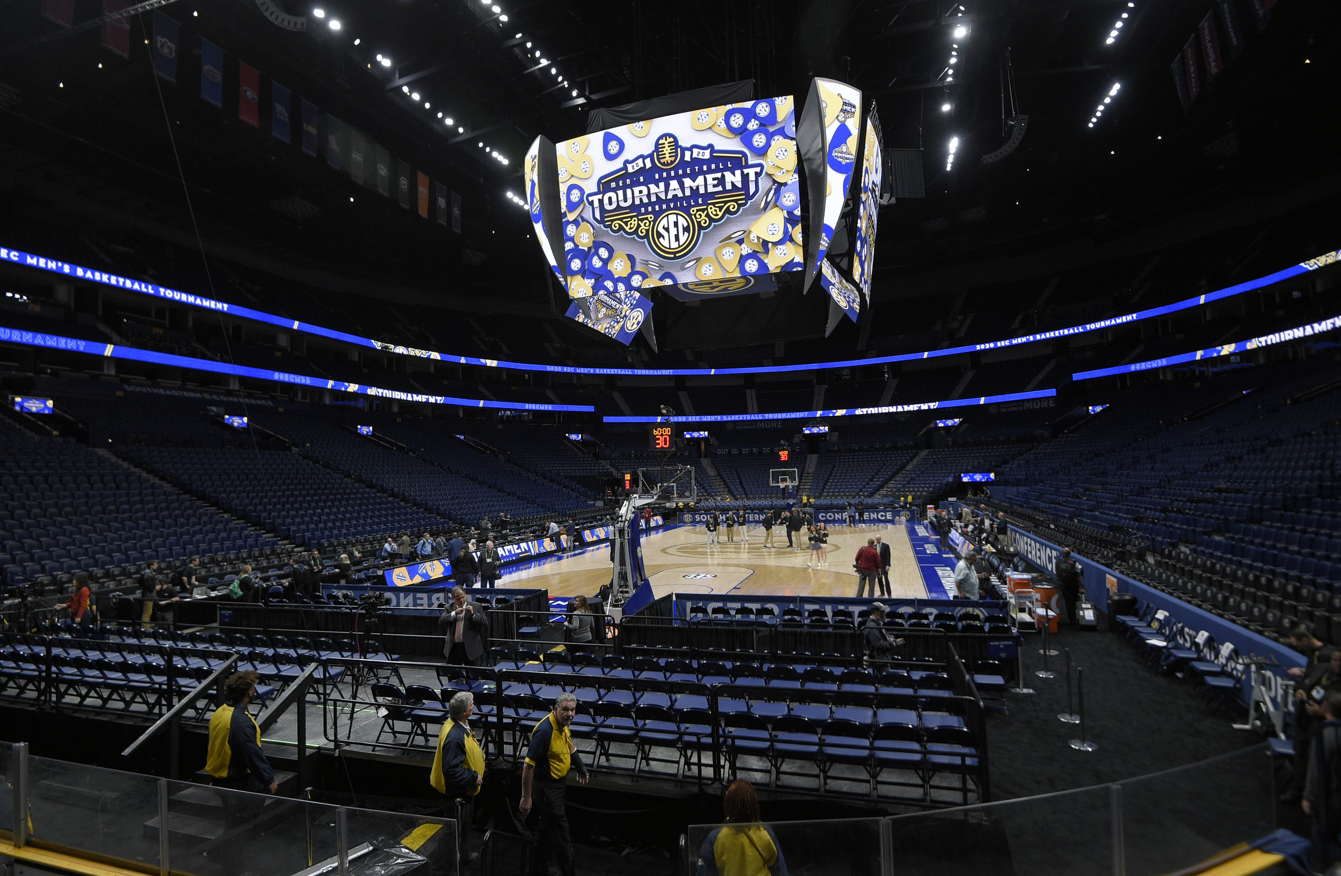 NCAA Basketball: SEC Conference Tournament-Press Conference