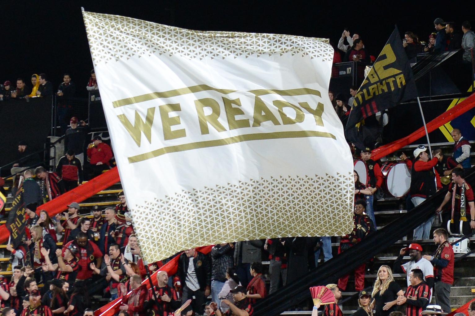 SOCCER: FEB 25 Concacaf Champions League - Motagua at Atlanta United