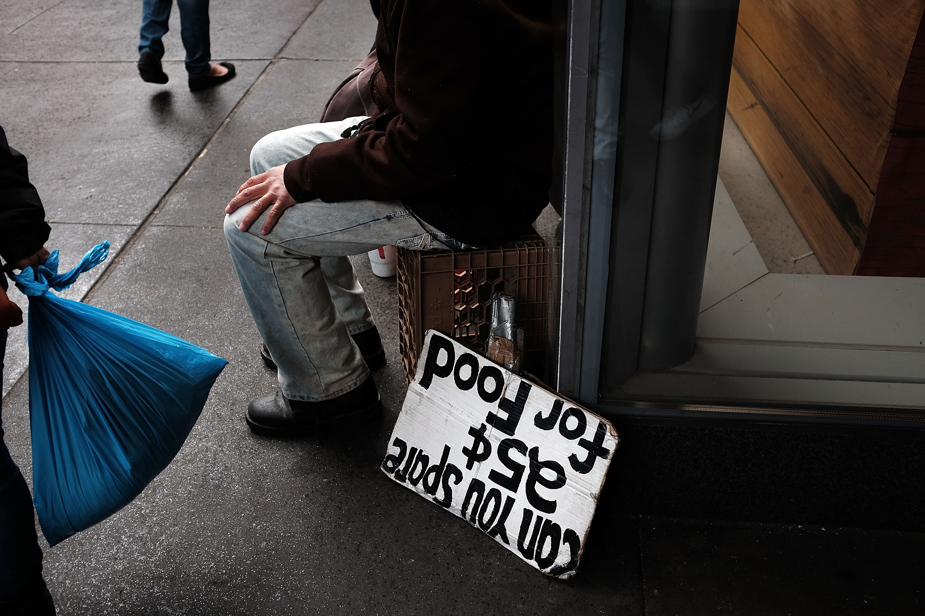 Homelessness At Highest Level In NYC Since Great Depression