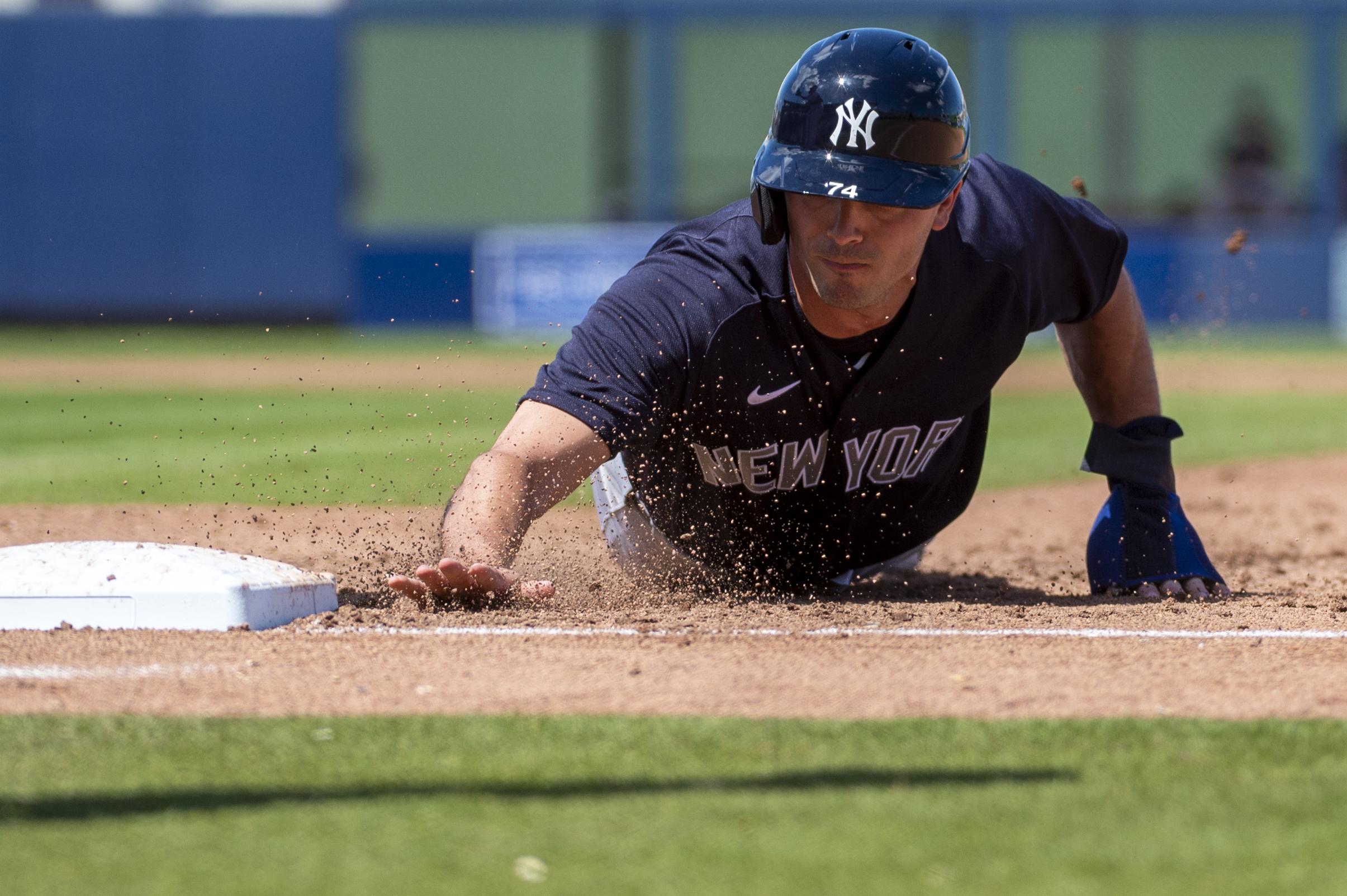 MLB: MAR 12 Spring Training - Yankees at Nationals