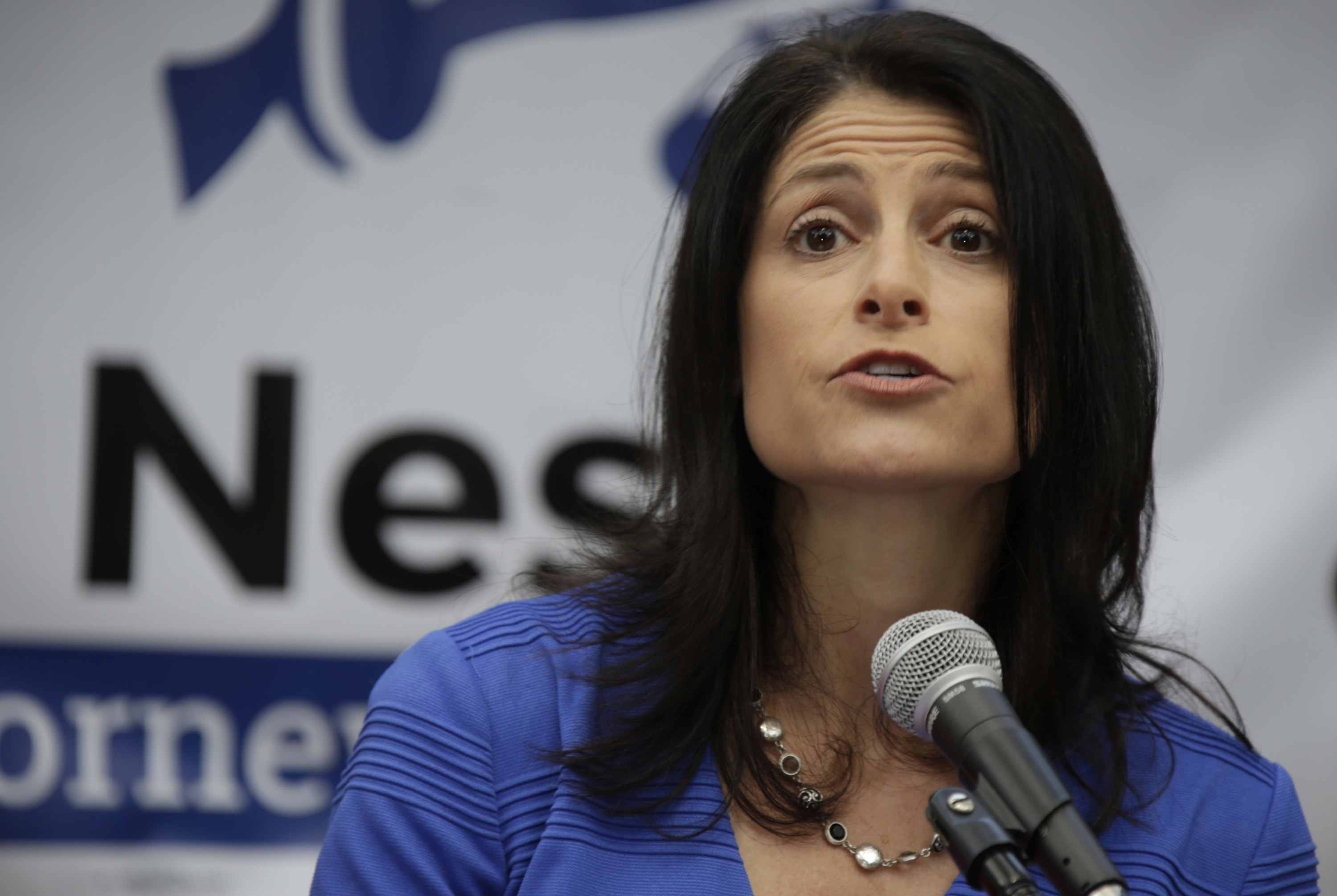 Candidate for Michigan attorney general promises she won't 'sexually harass' staff if elected