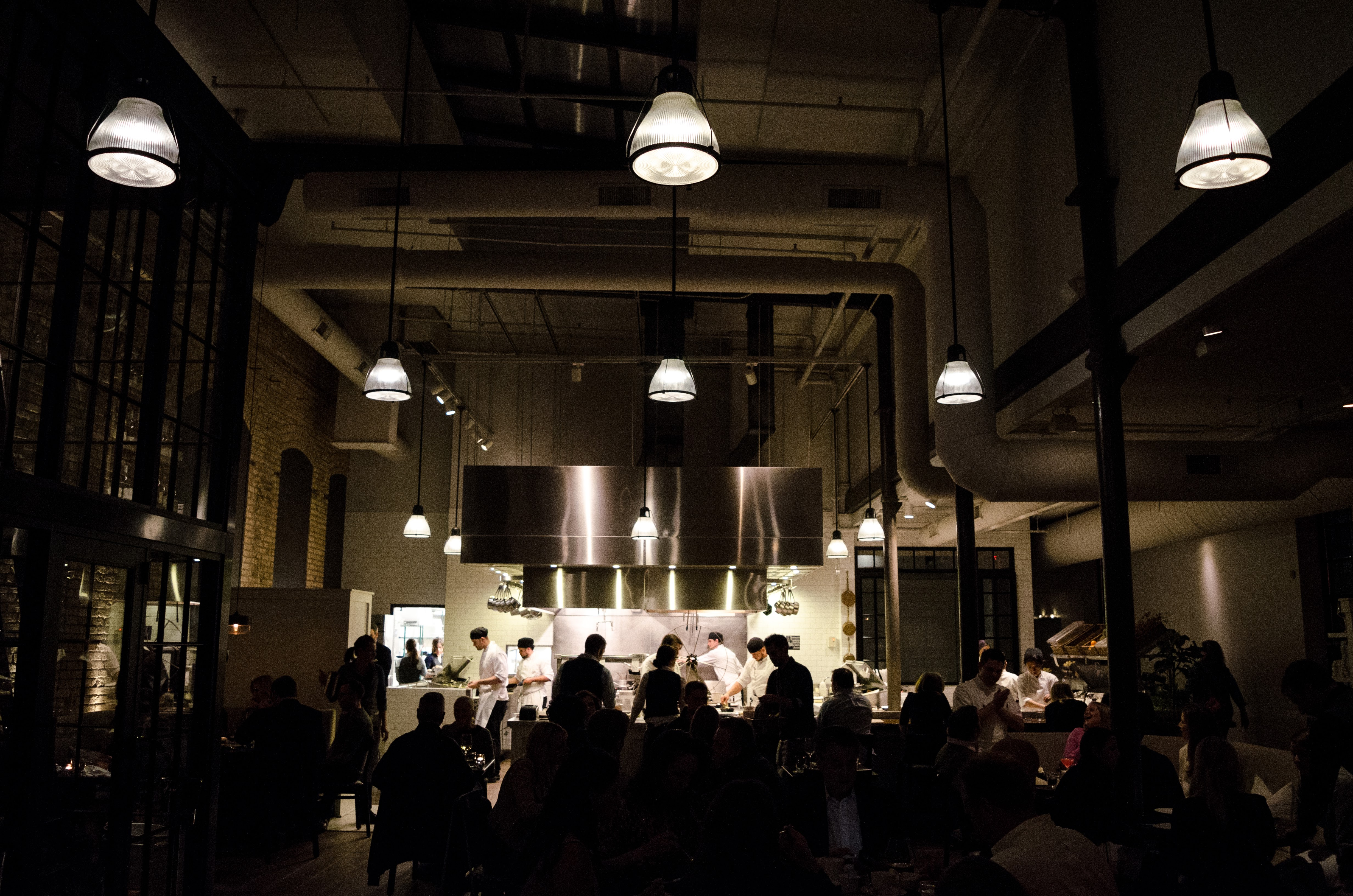 Eater Scene: Spoon and Stable Tacos at 10:30 pm Saturday