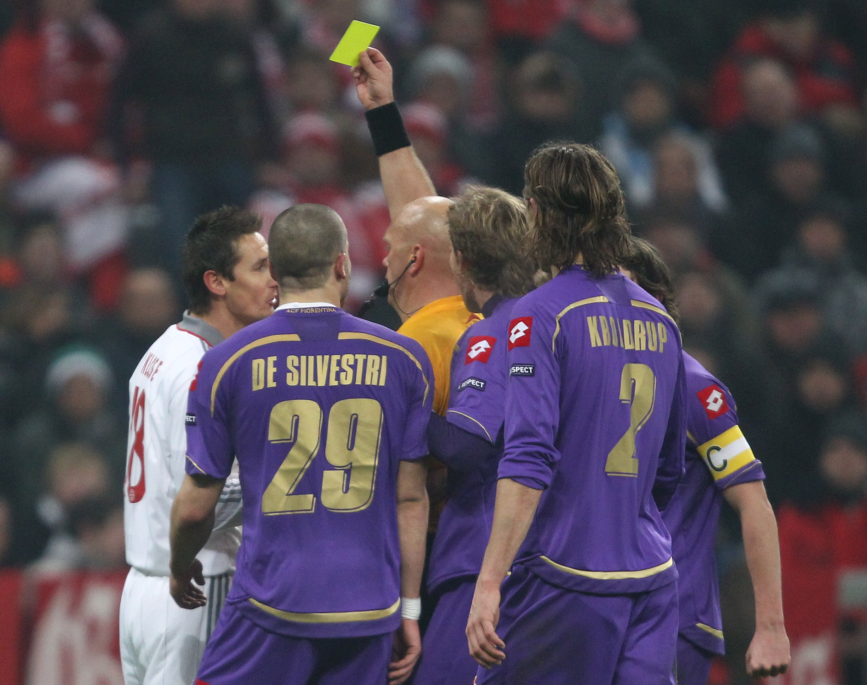 Bayern Muenchen v ACF Fiorentina - UEFA Champions League
