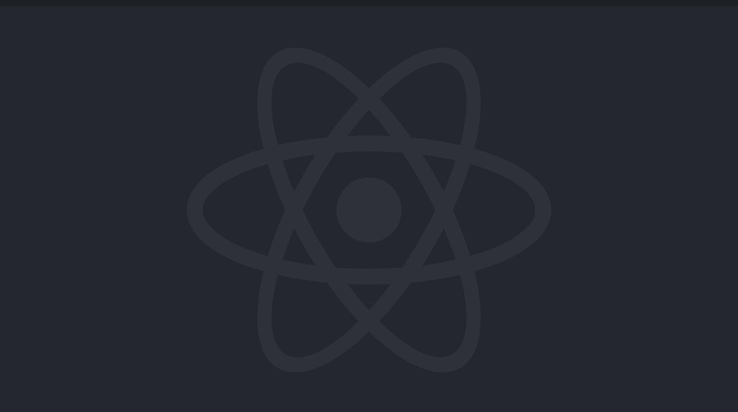 React background