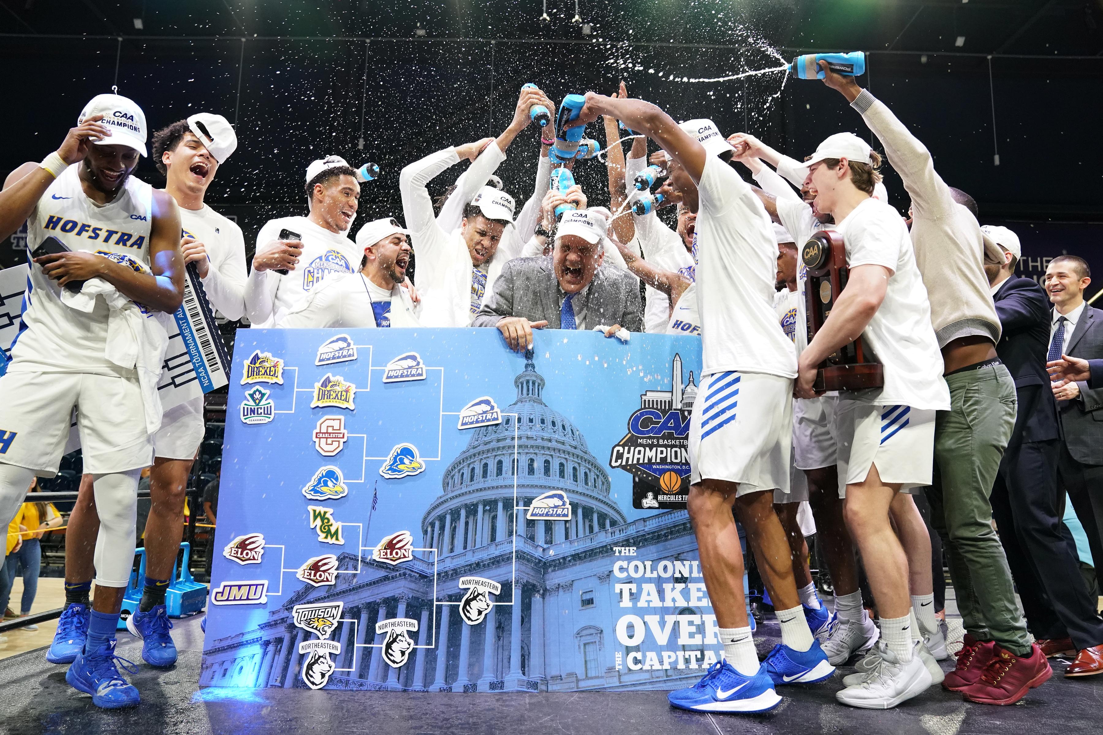 CAA Men's Basketball Tournament - Championship
