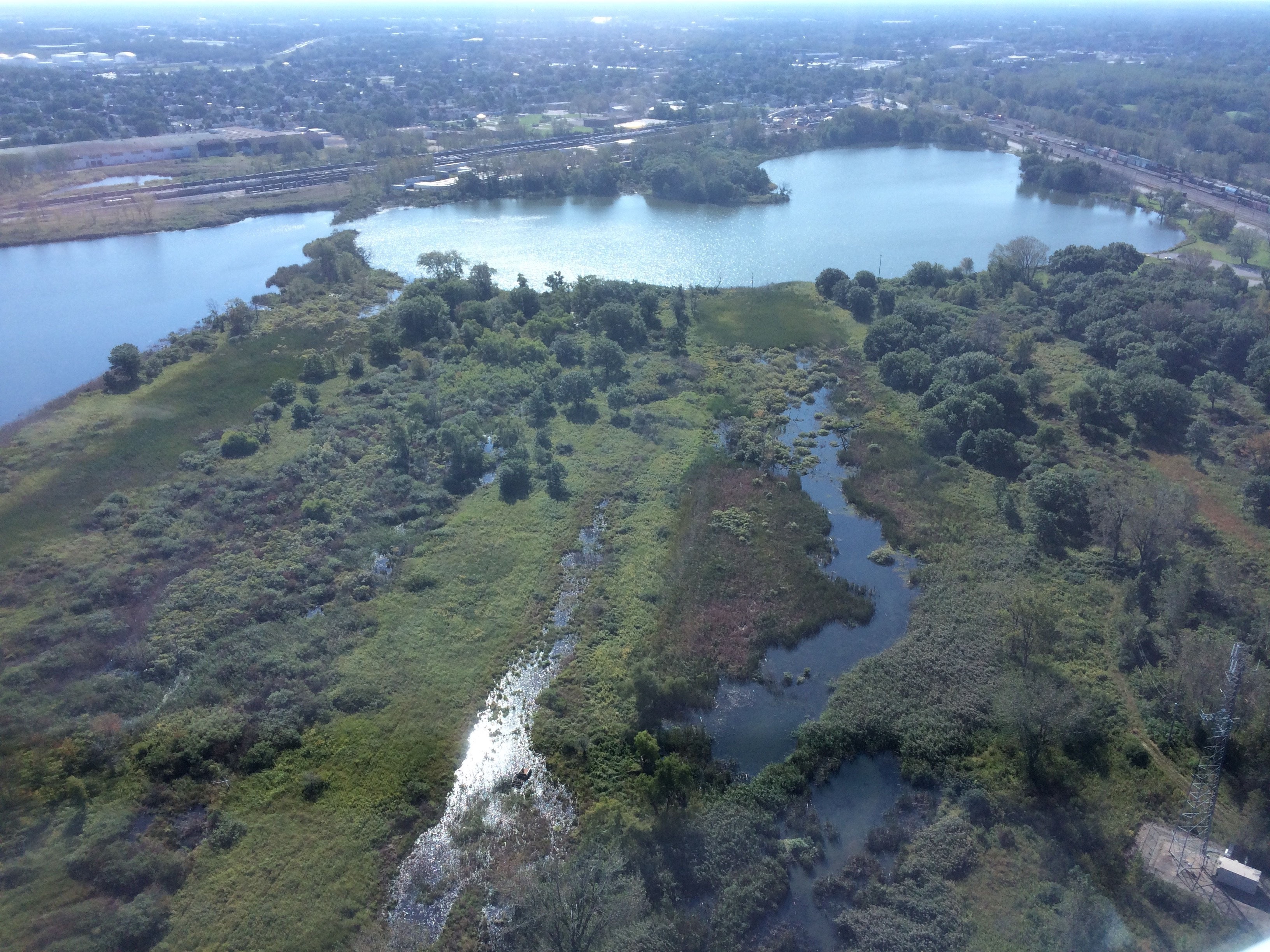 A project restoring over 100 acres of rare marsh, dune and swale habitat across southeast Chicago was awarded $1 million.