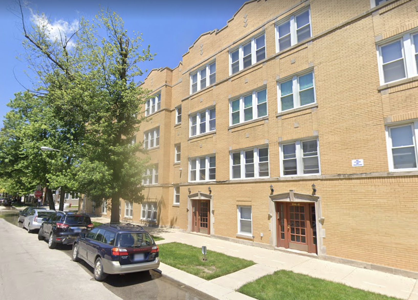Two people were shot March 17, 2020, in the 3200 block of West Wellington Avenue in Avondale.