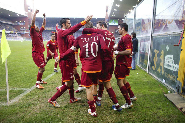 Sampdoria v Roma