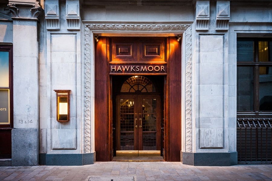 Hawksmoor Guildhall, closed by coronavirus in London
