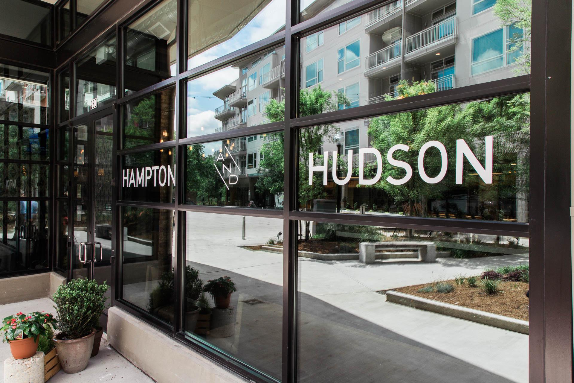 Hampton & Hudson
