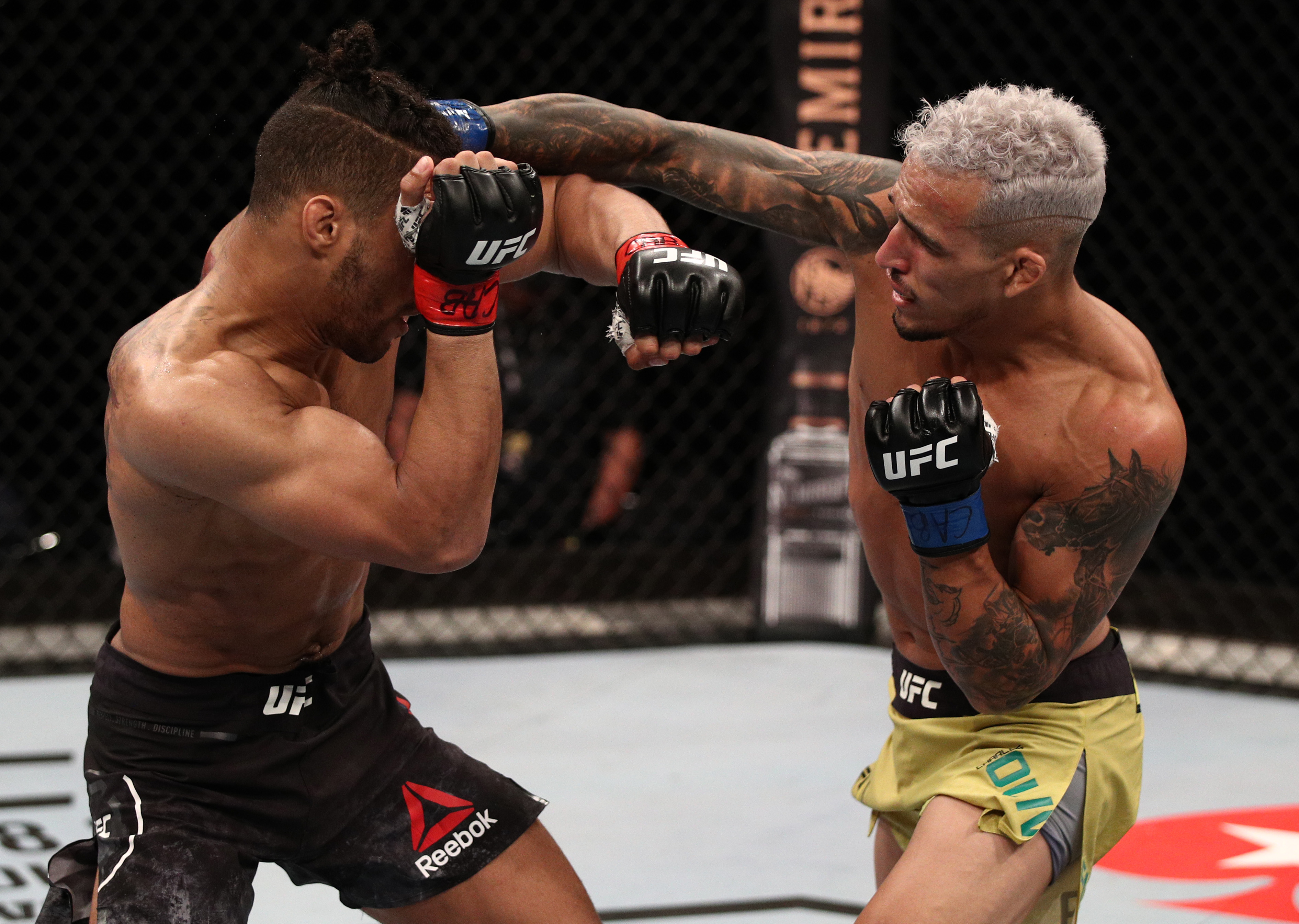 UFC Fight Night: Lee v Oliveira