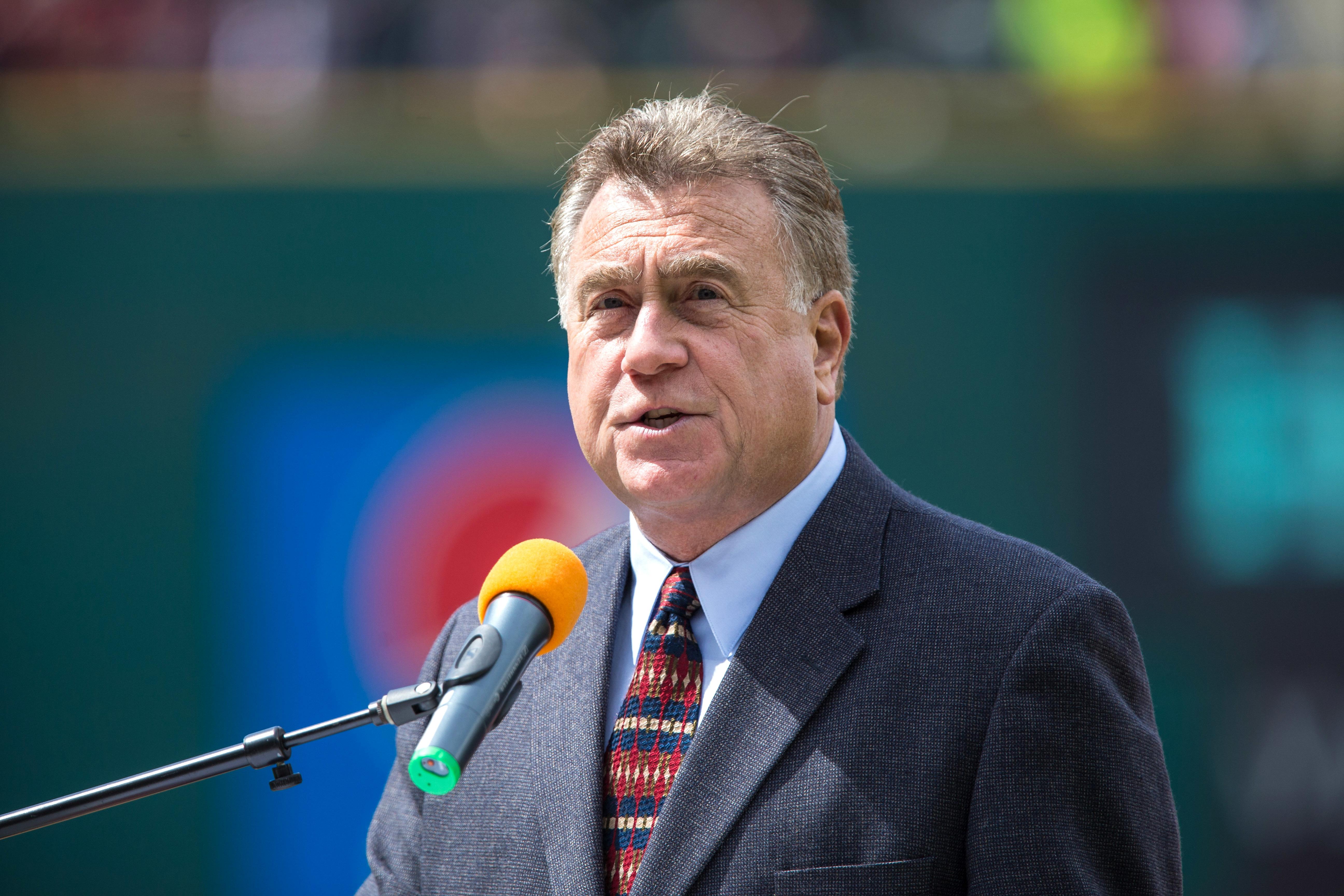MLB: JUN 06 Orioles at Indians