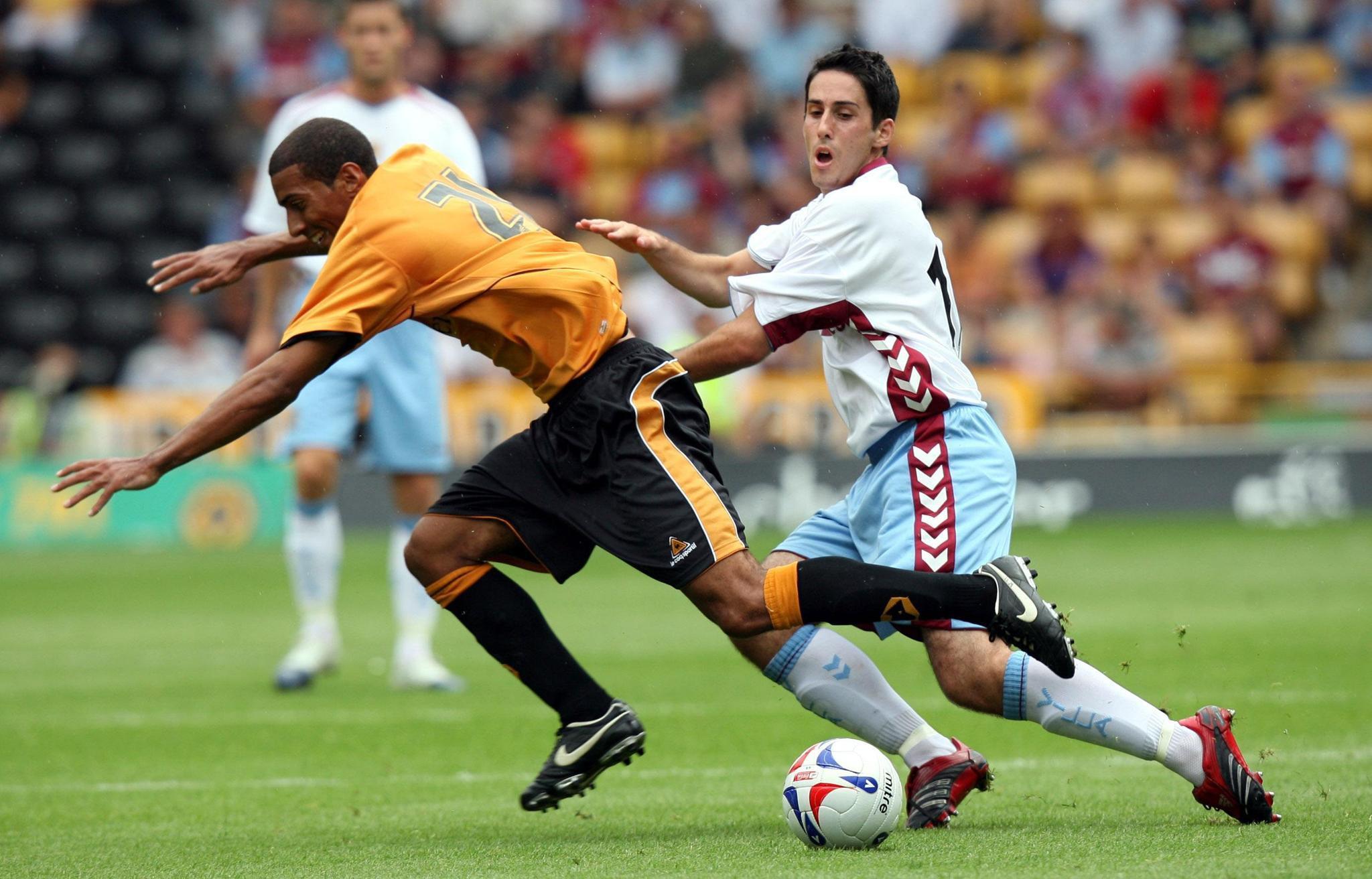 Soccer - pre-season friendly - Wolverhampton v Aston Villa - Molineux, Wolverhampton.