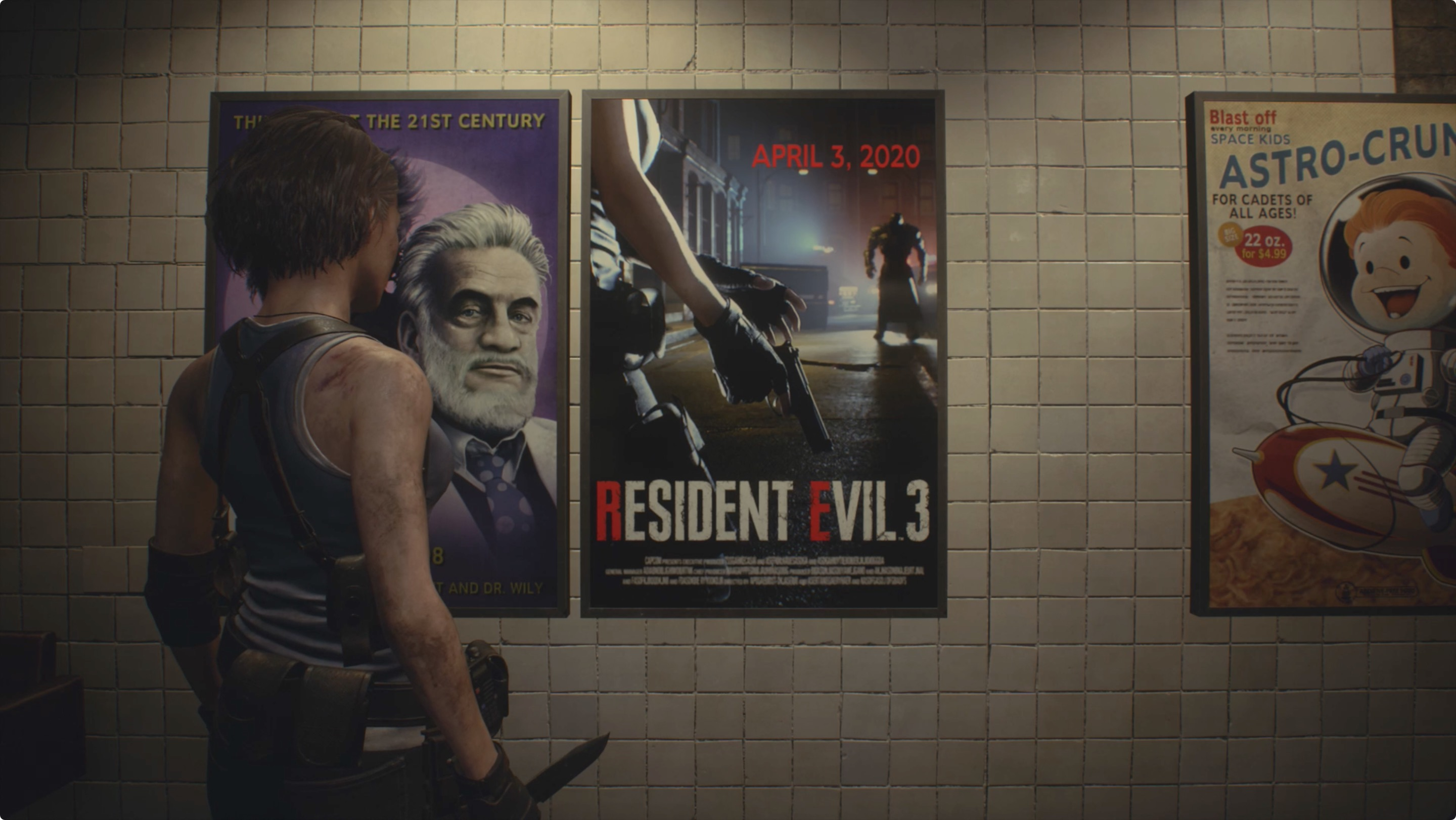 Resident Evil 3: Raccoon City Demo safe code and location