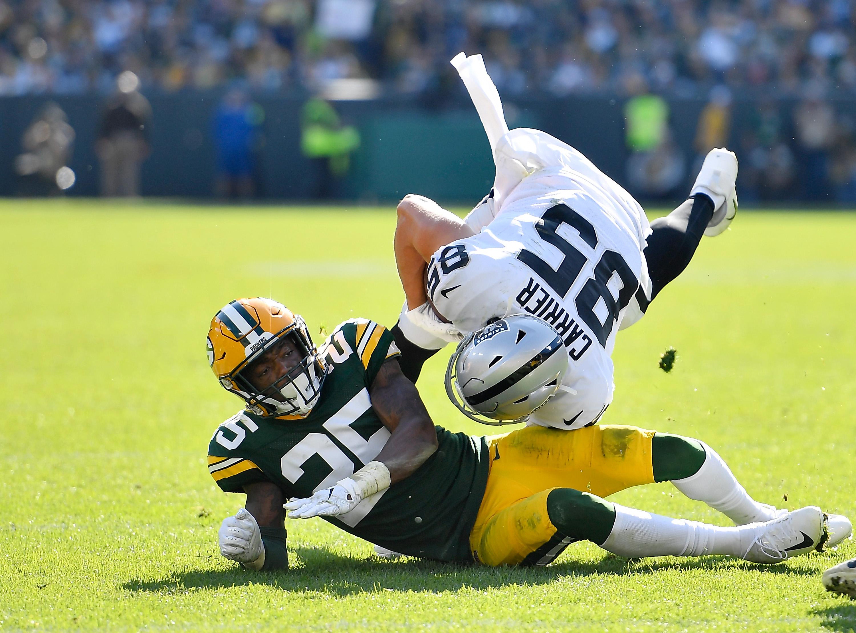 Oakland Raiders vGreen Bay Packers