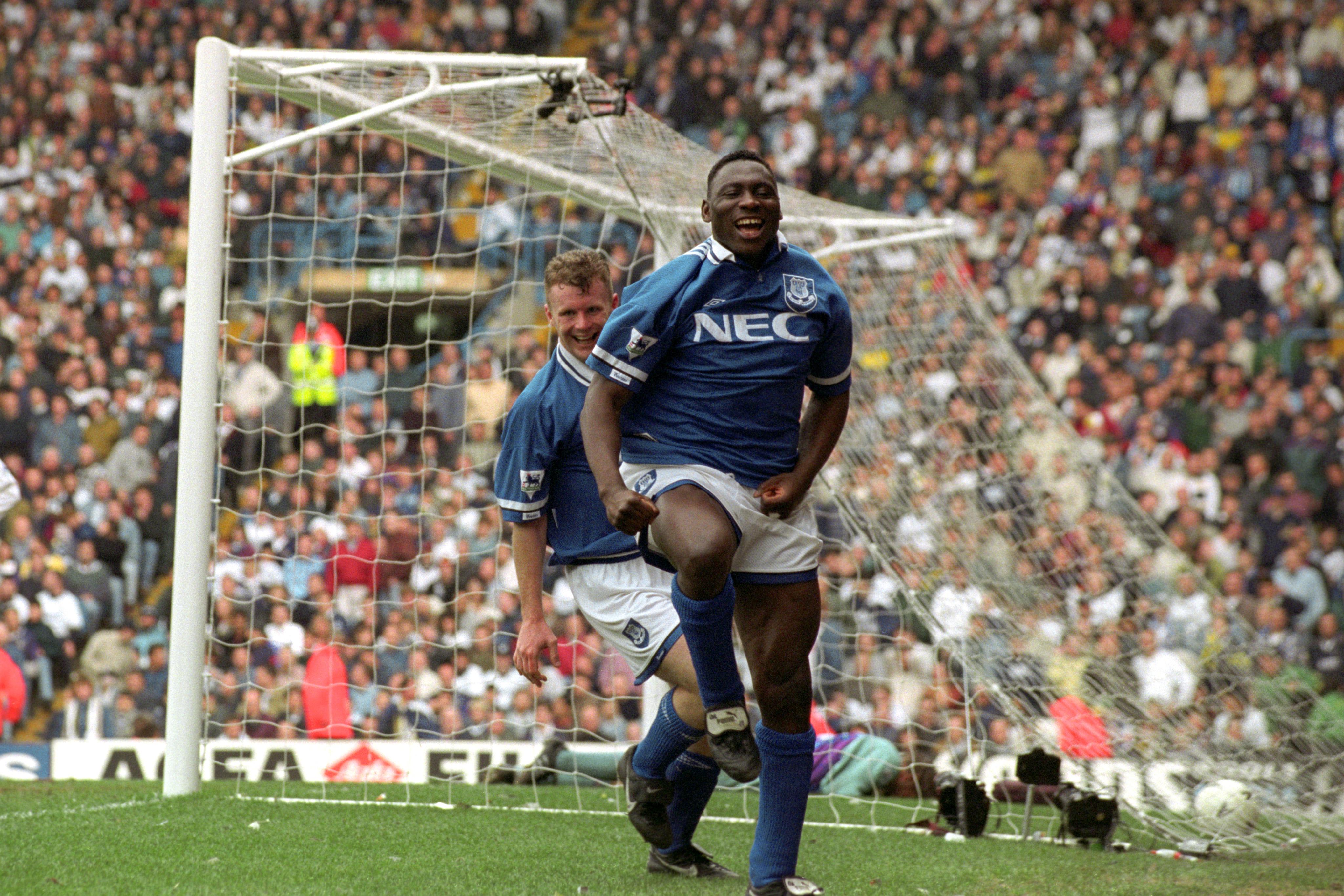Soccer - FA Cup Semi Final - Tottenham Hotspur V Everton - Elland Road, Leeds