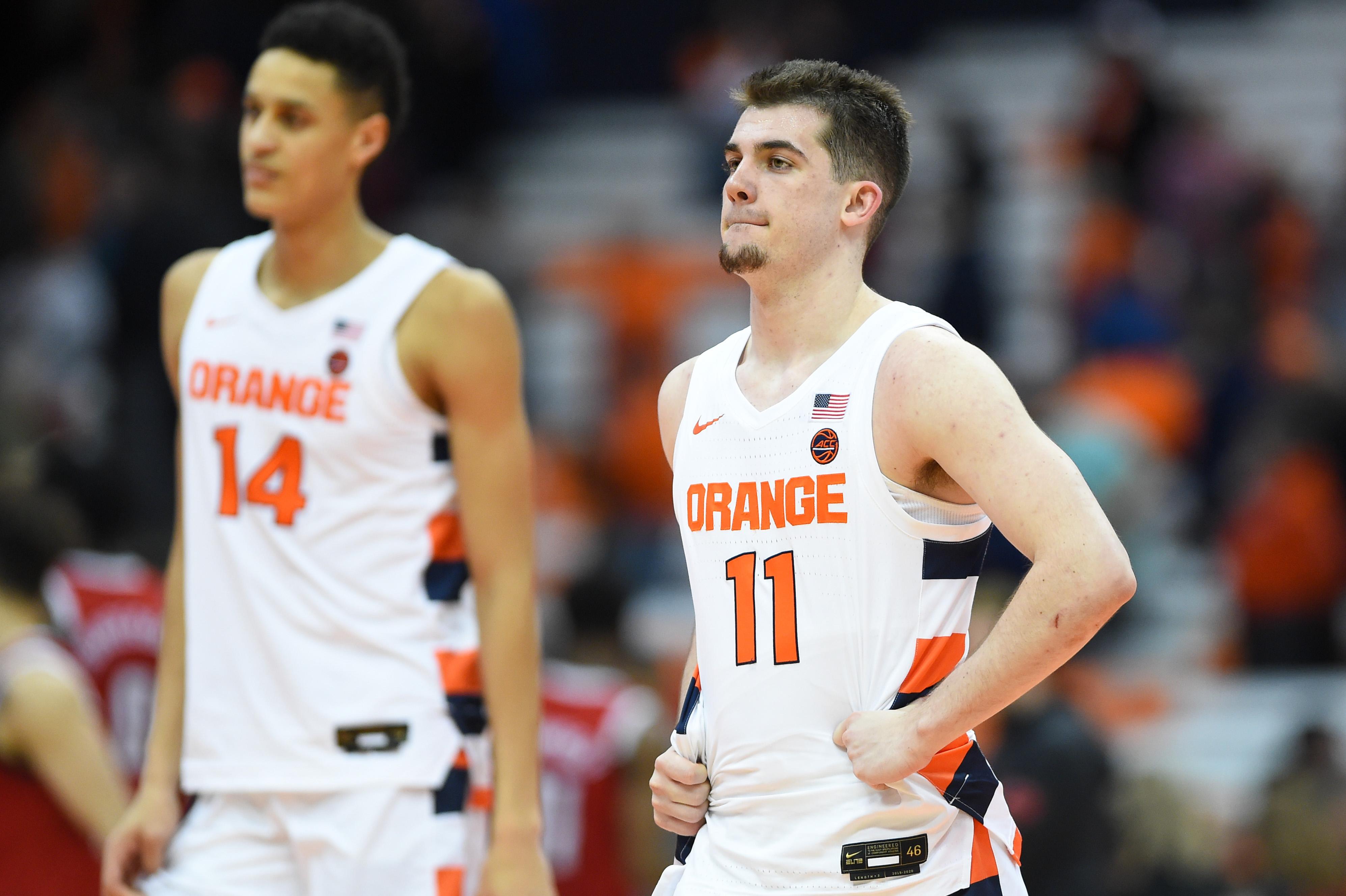 NCAA Basketball: N.C. State at Syracuse