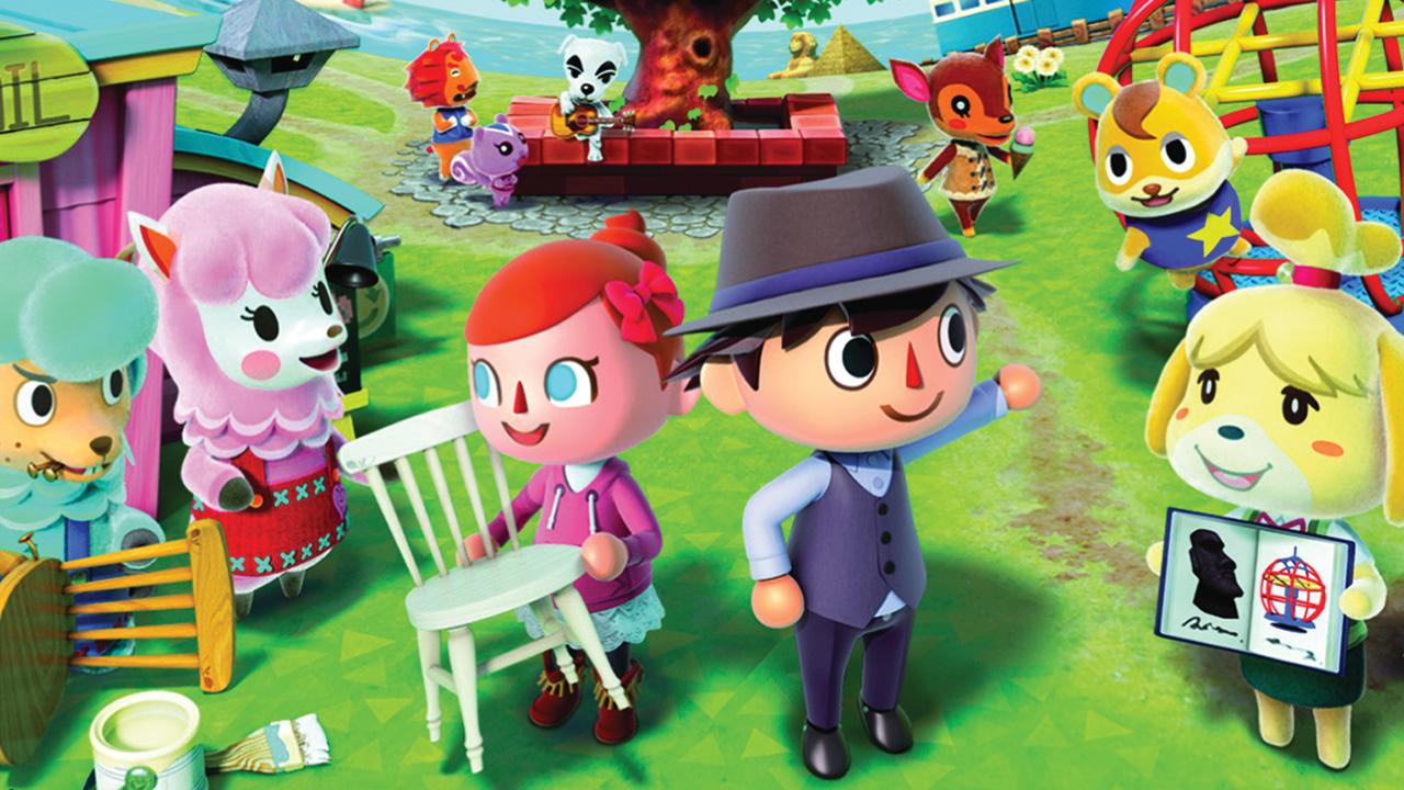 Animal Crossing New Leaf art
