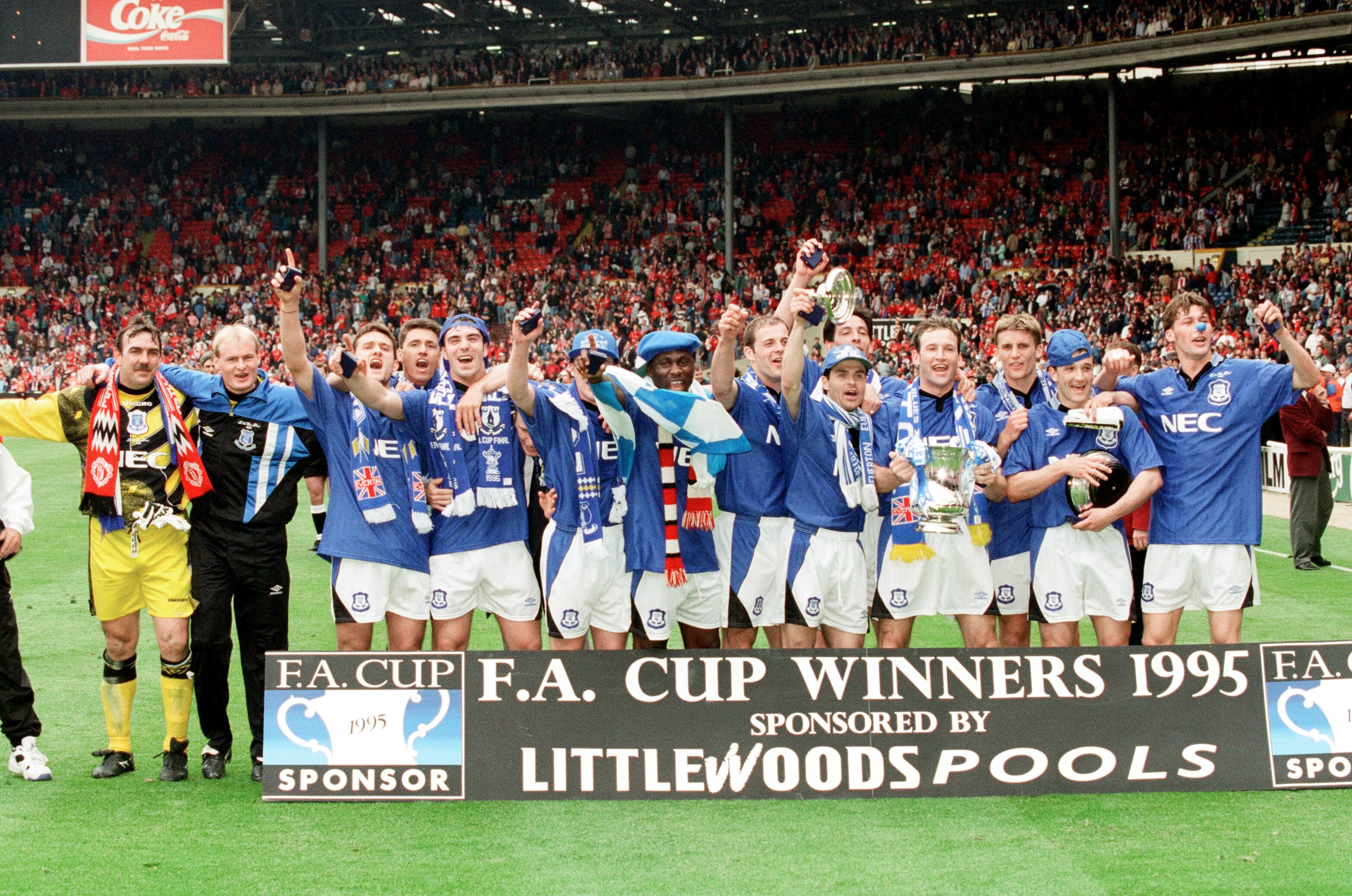 FA Cup Final 1995