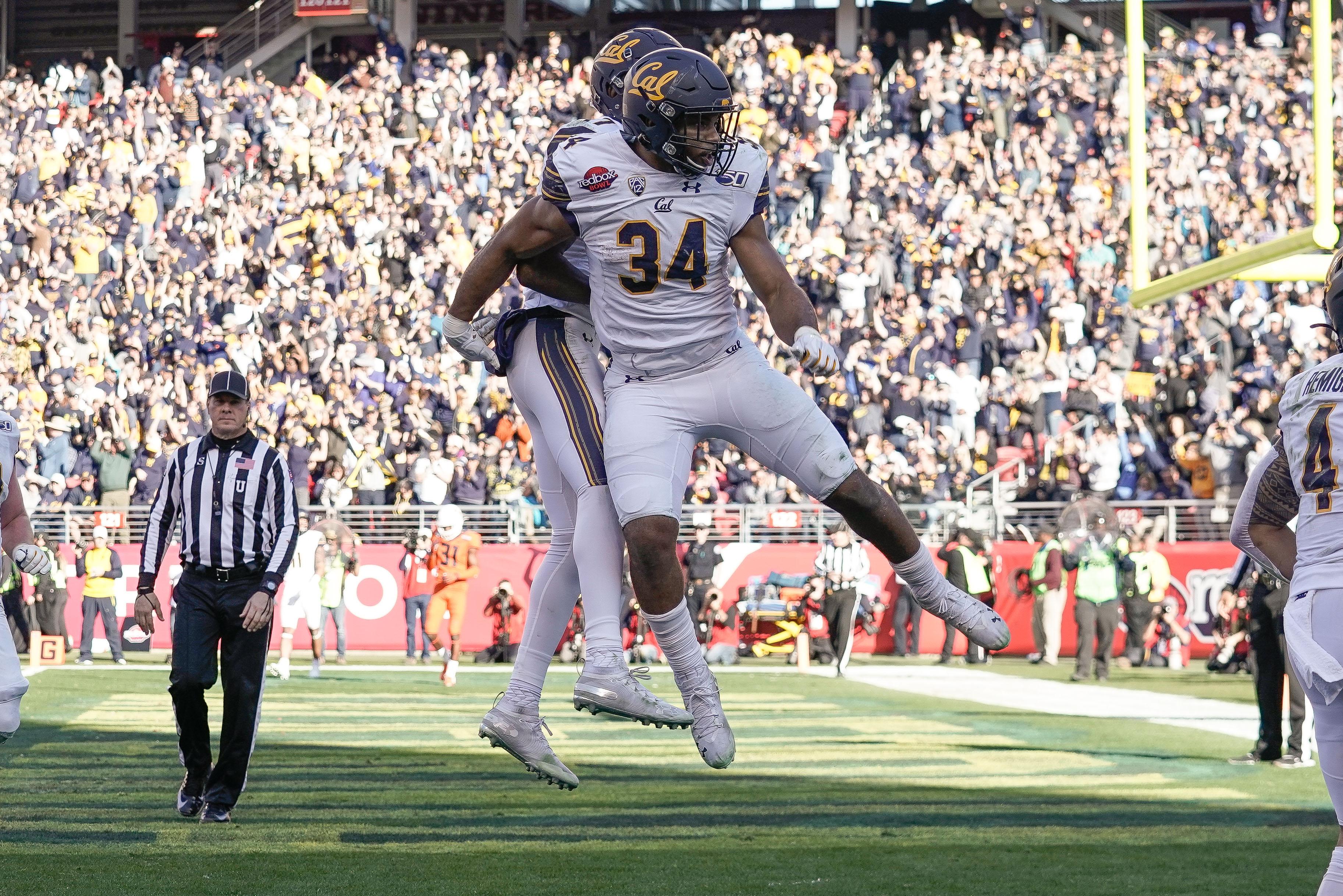 NCAA Football: Redbox Bowl-California vs Illinois