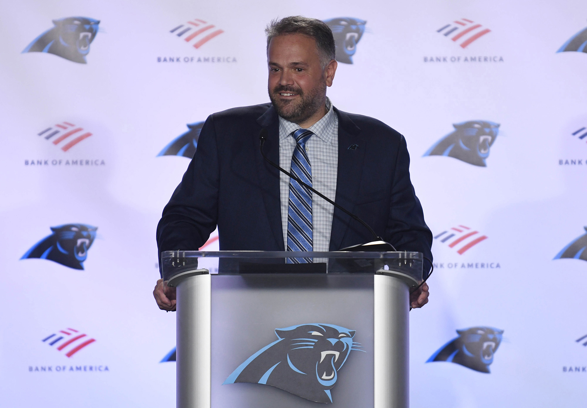 Phil Snow is mum on what the Panthers defense will look like, but his history has clues