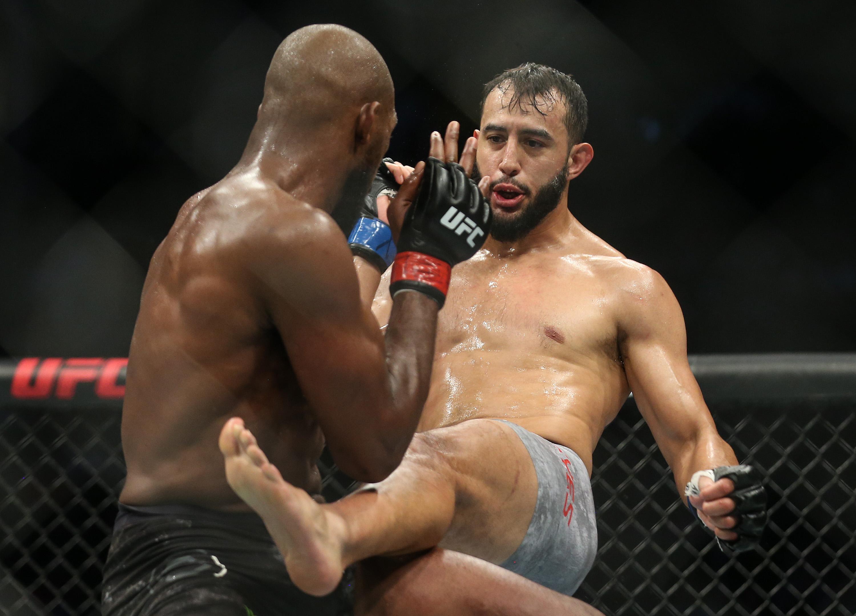 MMA: UFC 247