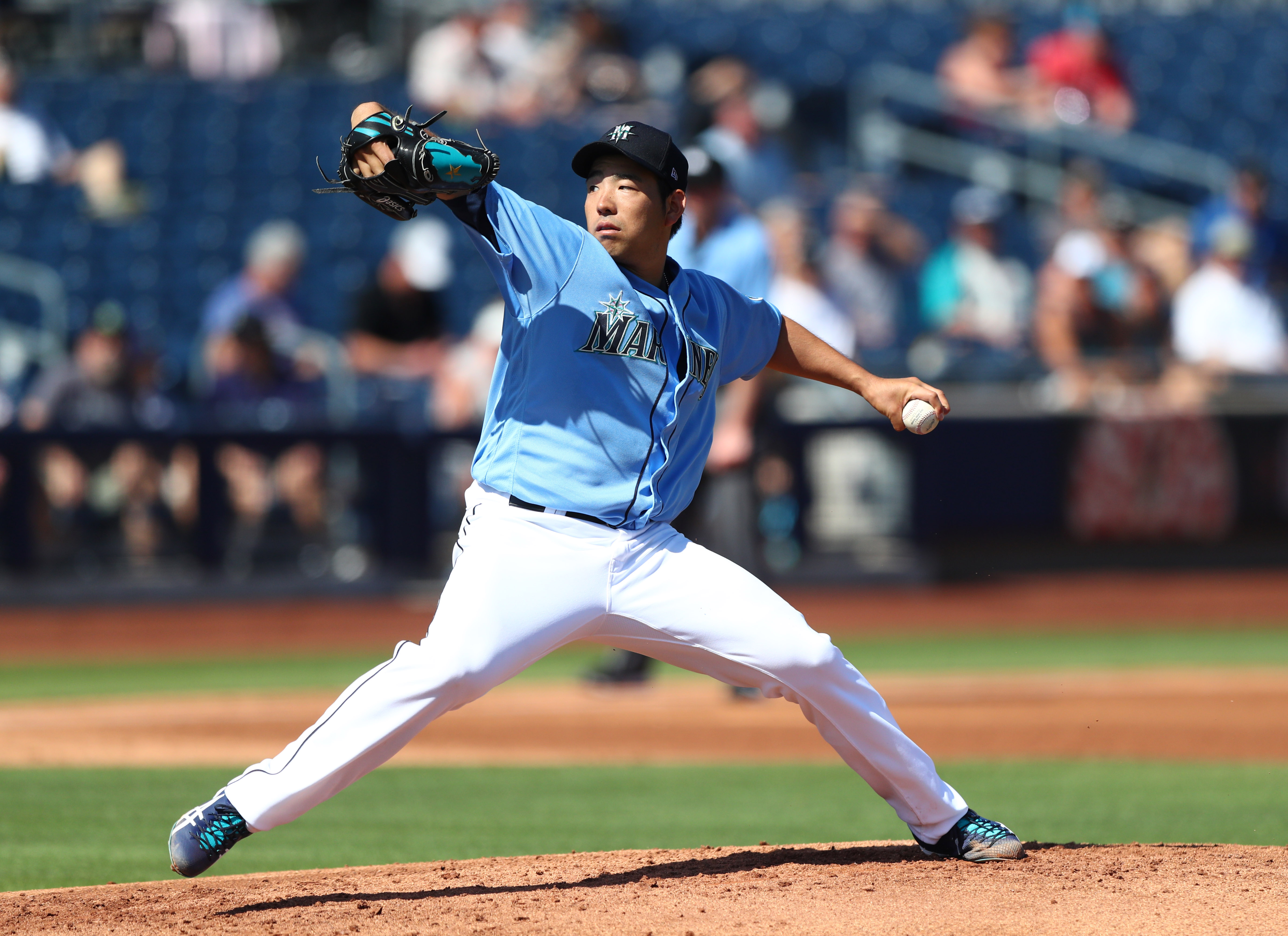 MLB: Spring Training-San Diego Padres at Seattle Mariners