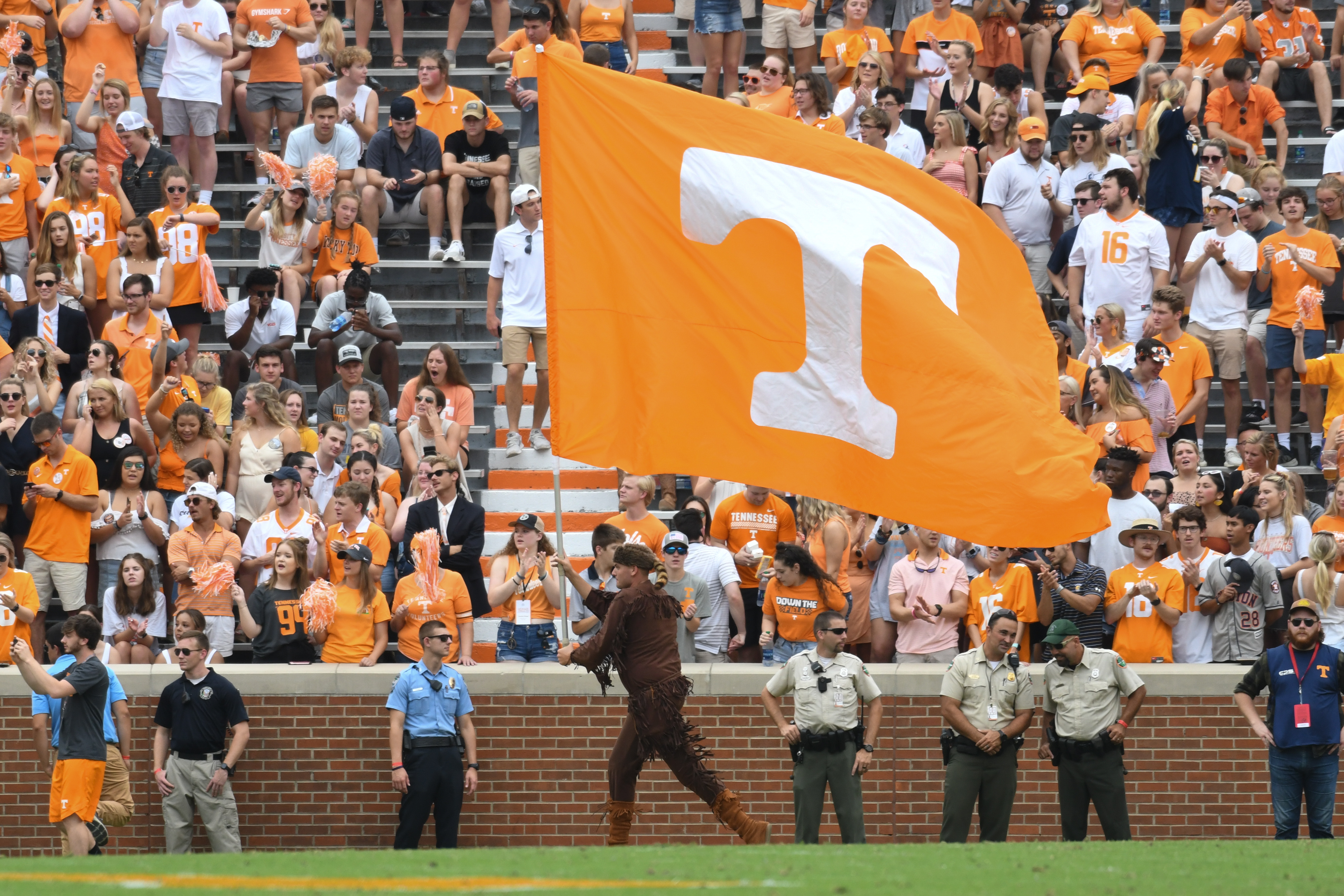 NCAA Football: Chattanooga at Tennessee