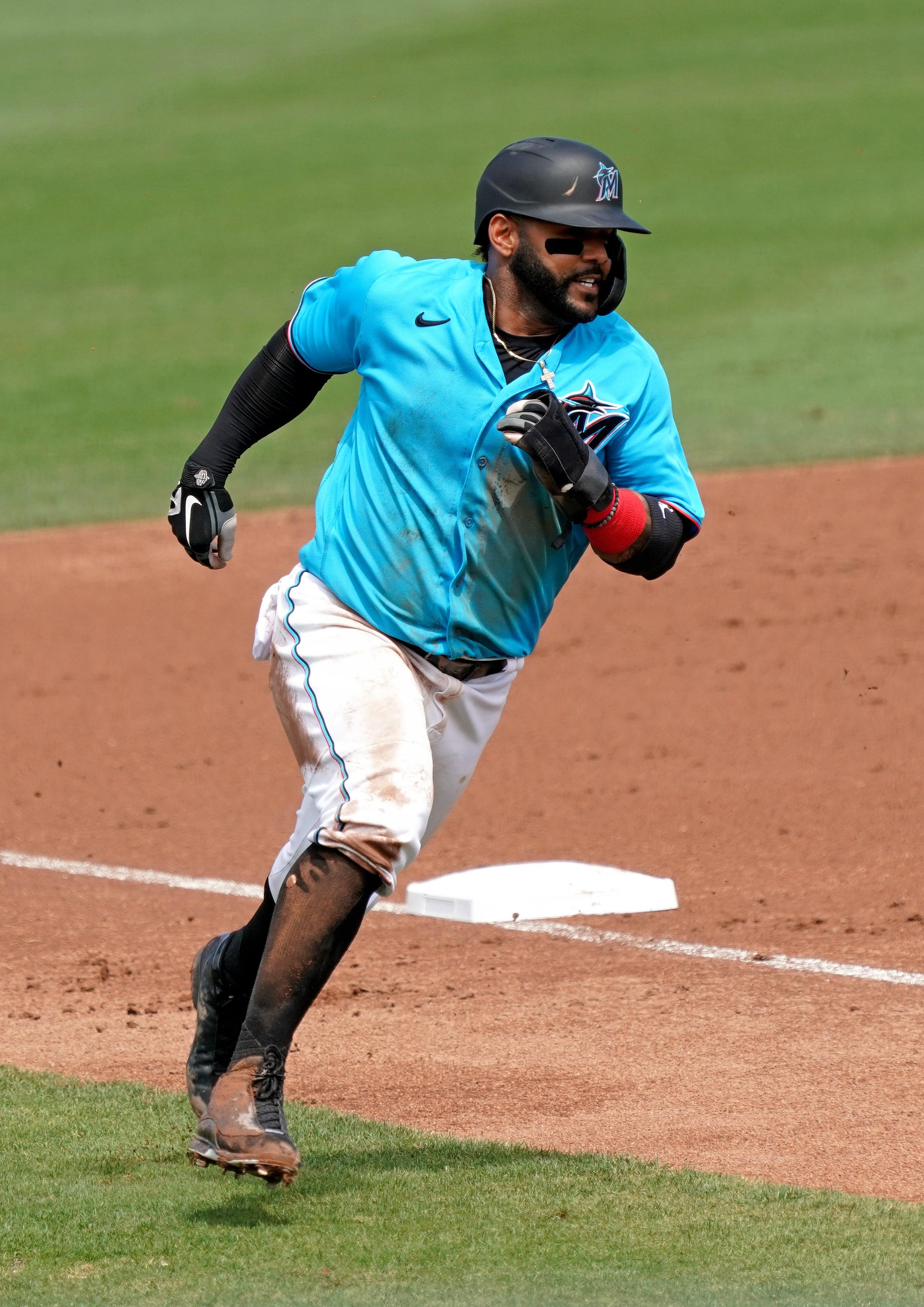 MLB: Spring Training-Washington Nationals at Miami Marlins