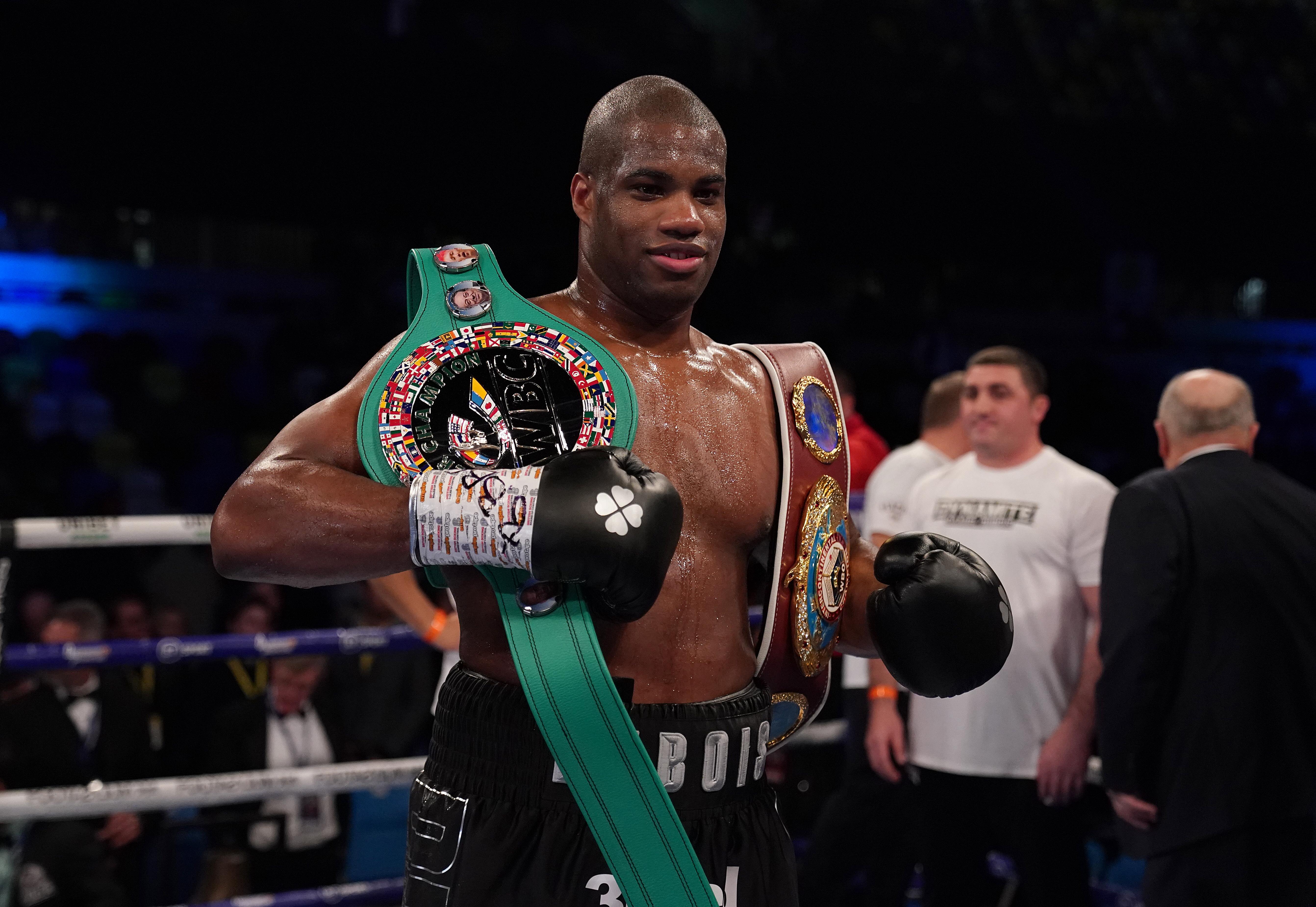 Copper Box Arena Boxing