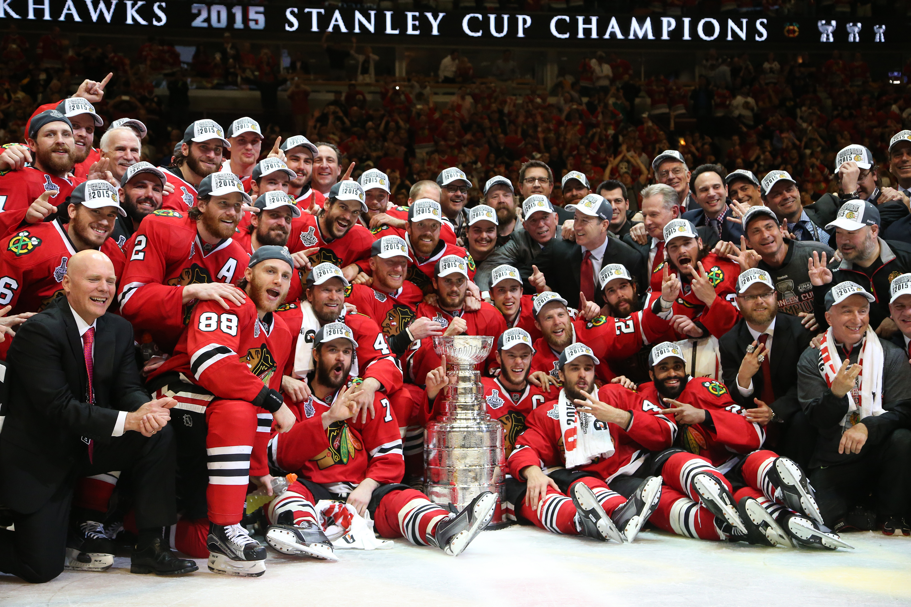 Stanley Cup Final: Game 6