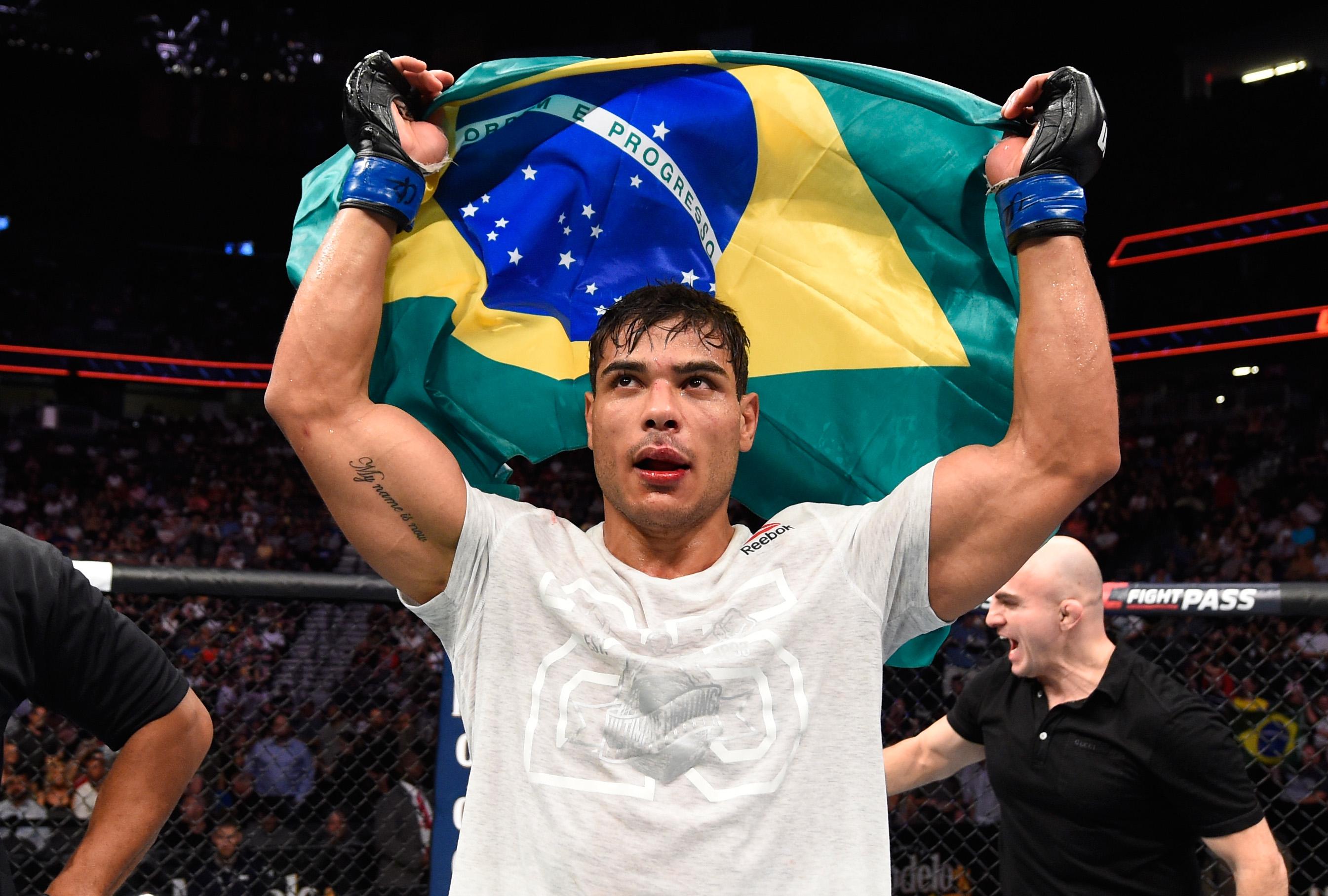 UFC 226: Hall v Costa