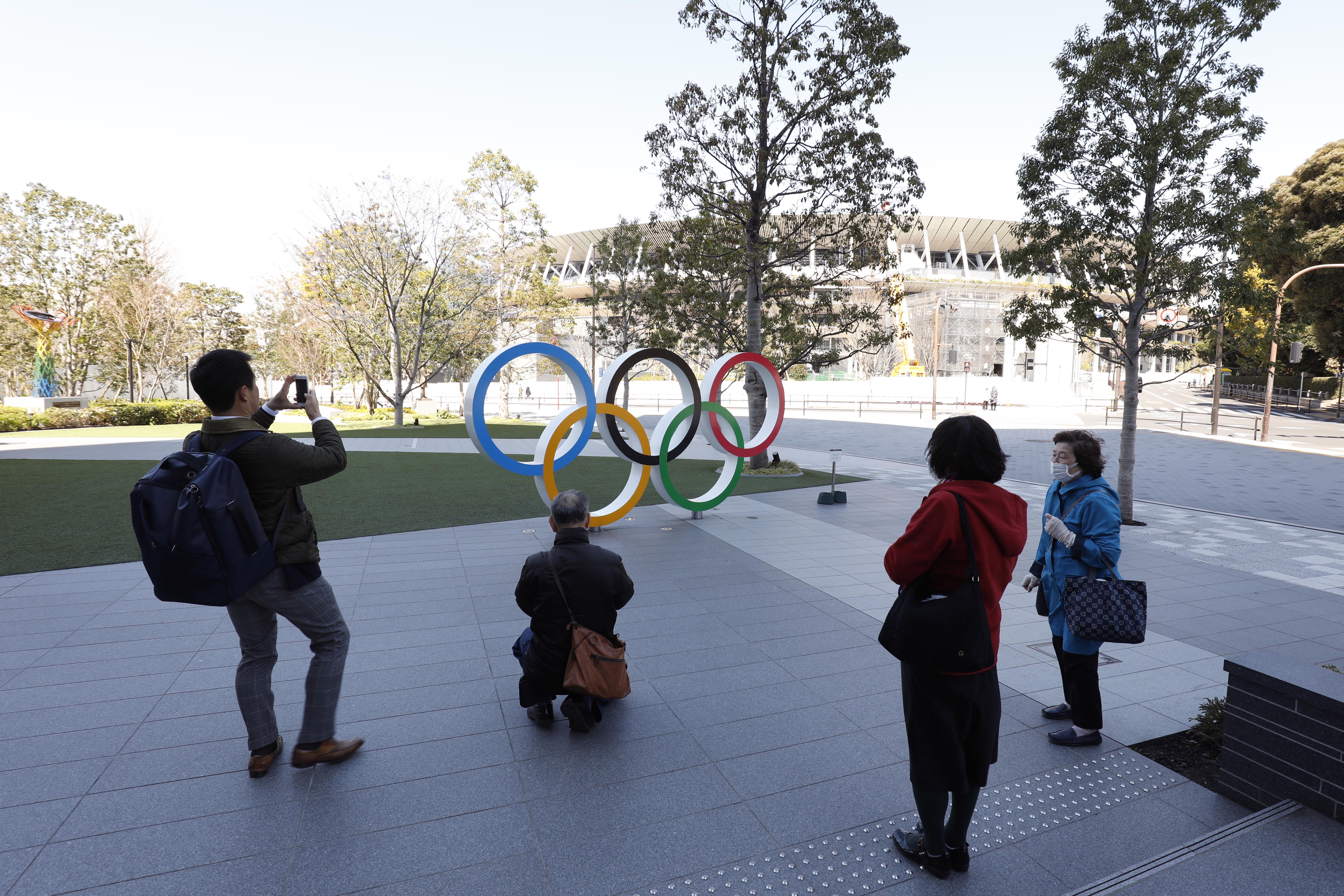 Olympics: Tokyo 2020 City Views